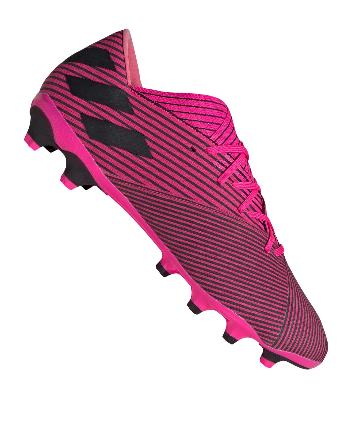 adidas NEMEZIZ 19.2 MG Pink - pink