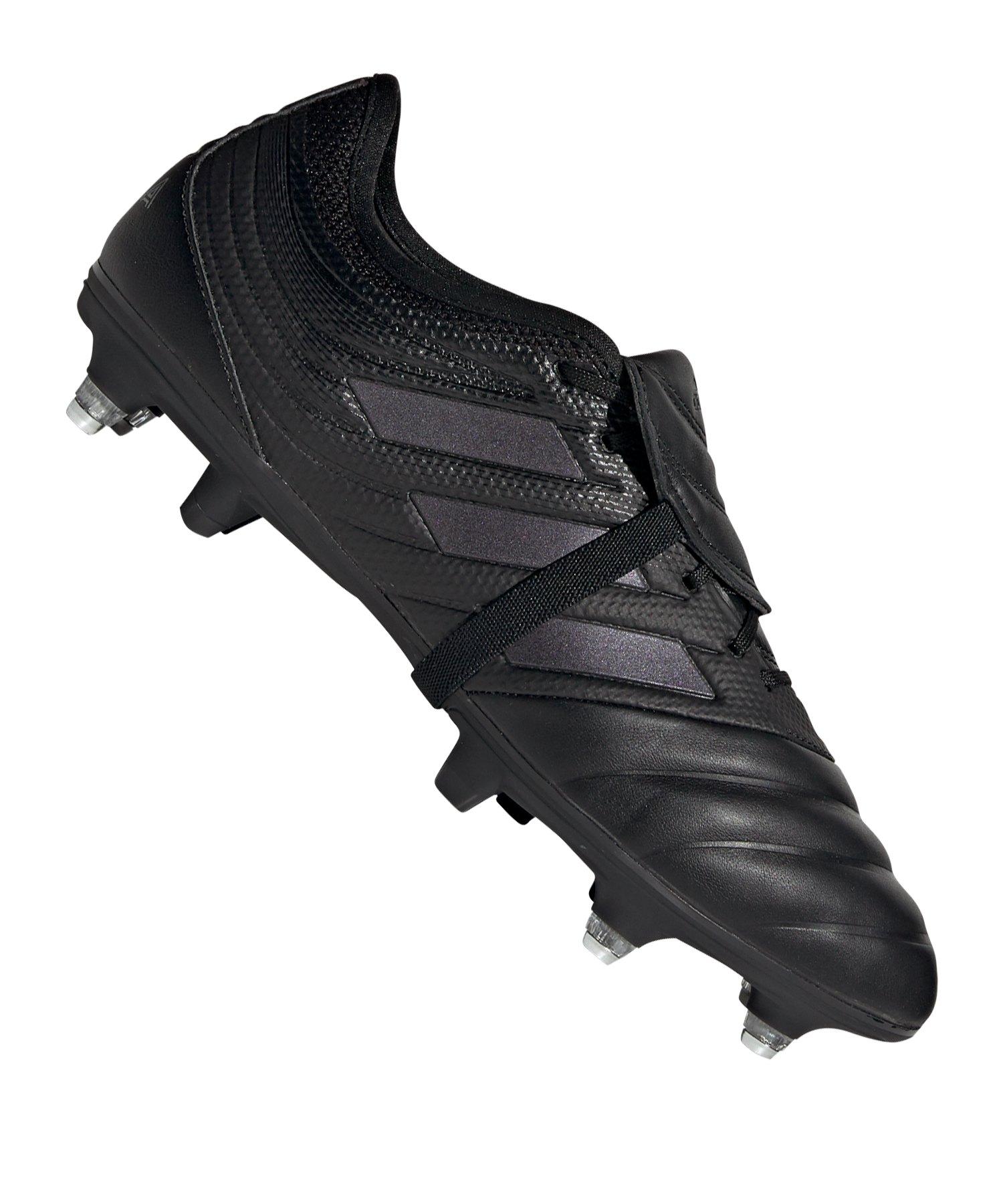 adidas COPA Gloro 19.2 SG Schwarz - schwarz