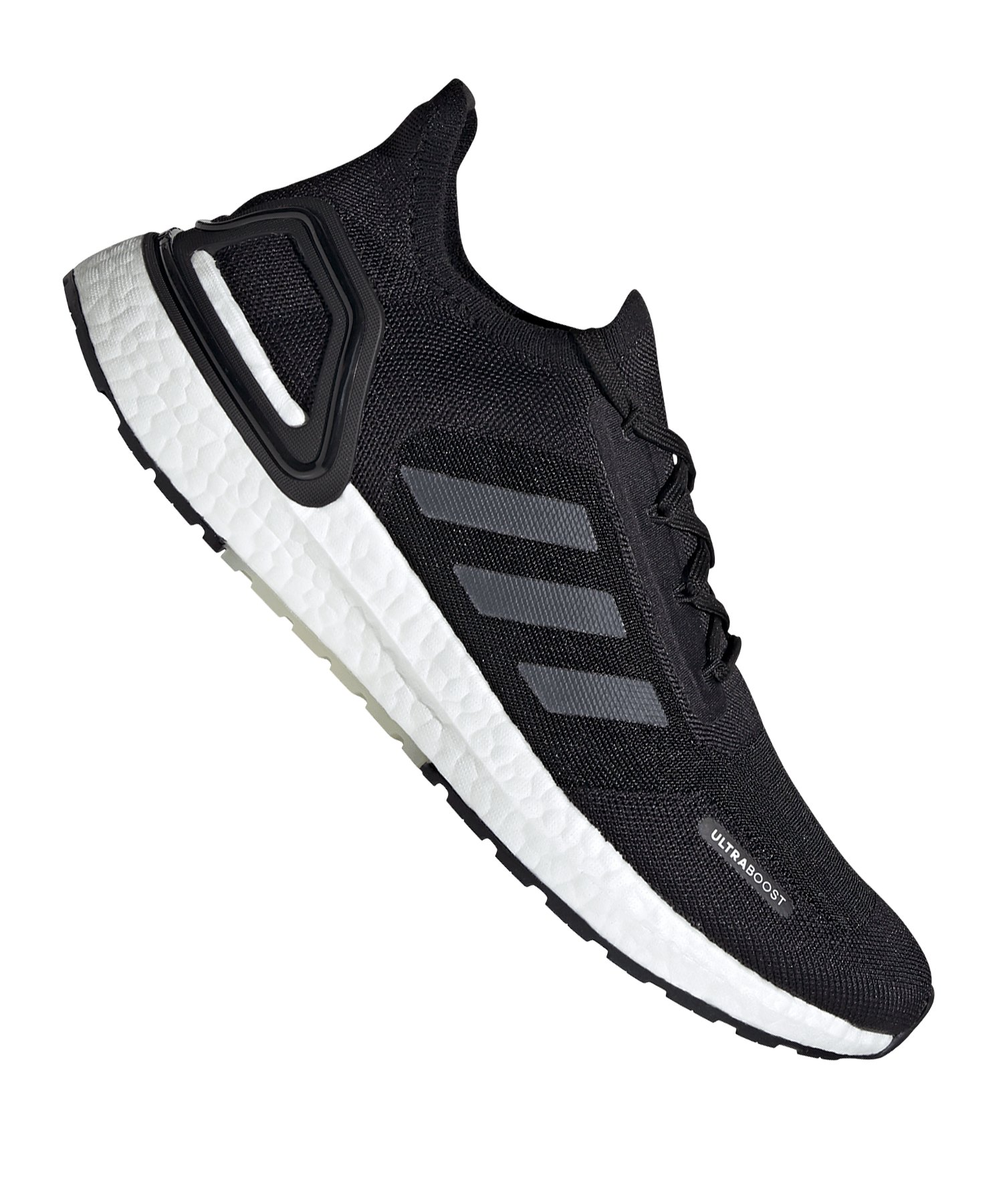 adidas Ultra Boost 20 S.RDY Running Schwarz Weiss - schwarz