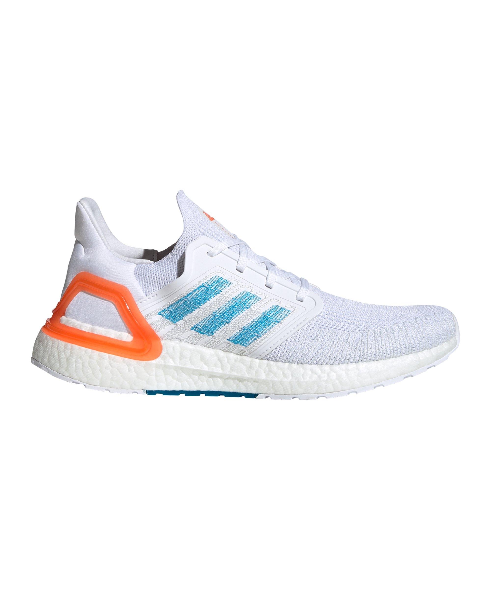 adidas Ultra Boost 20 Prime Running Weiss - weiss