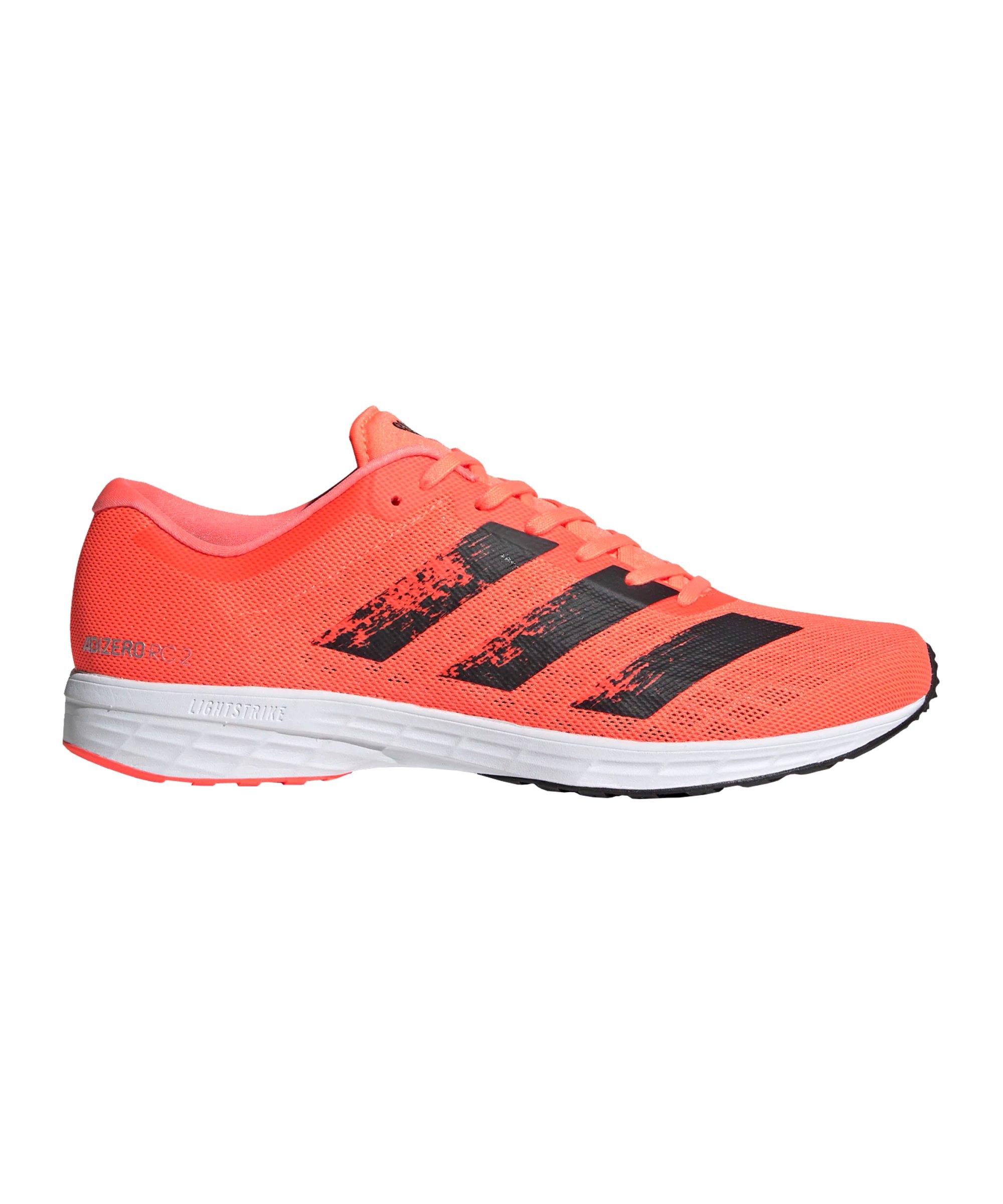 adidas Adizero RC 2 m Running Rot Schwarz - rot