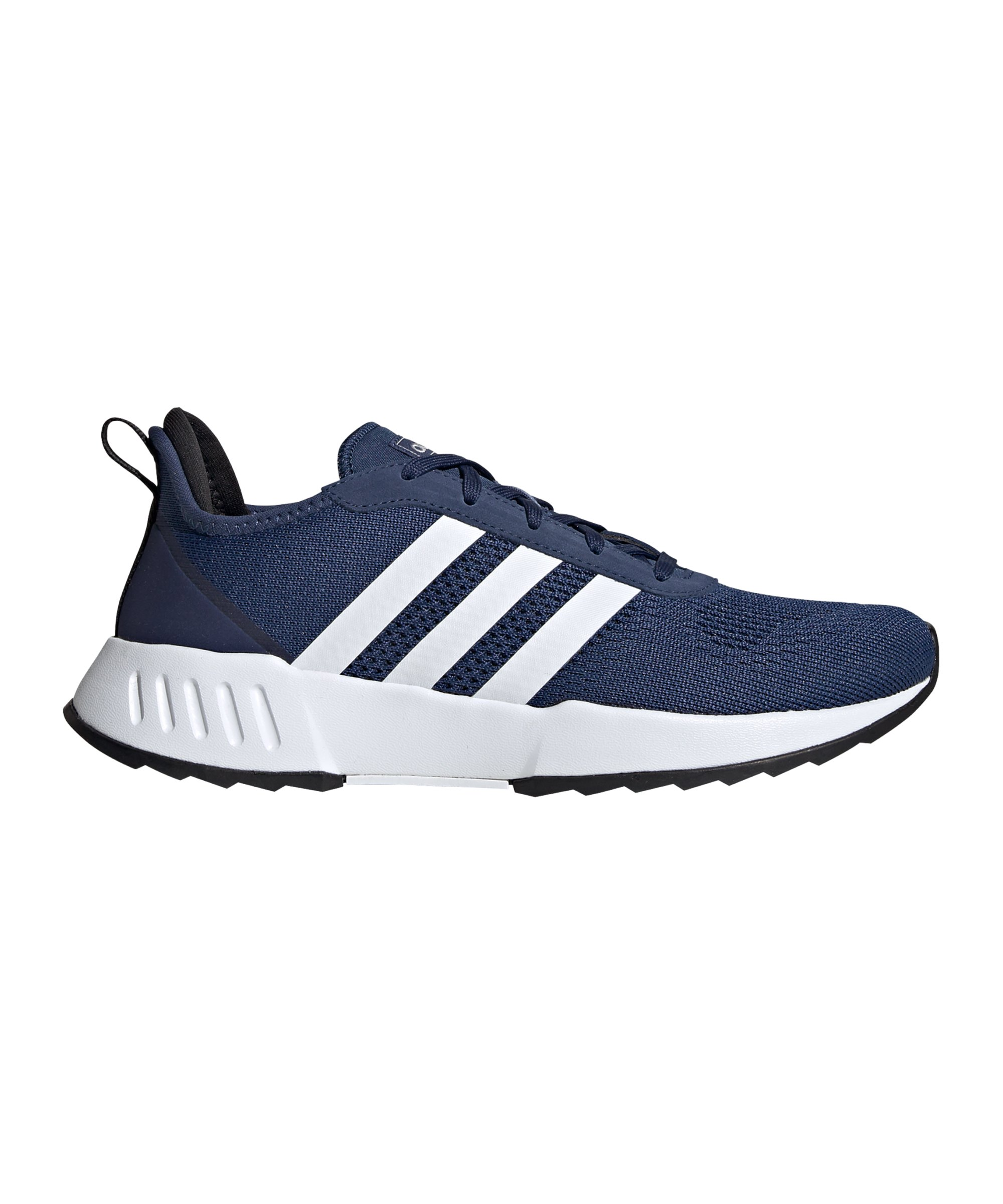 adidas Phosphere Running Blau Weiss - blau