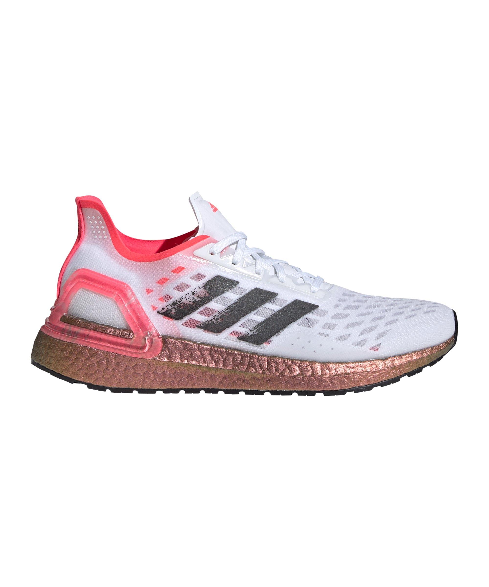 adidas Ultraboost PB Running Damen Weiss - weiss