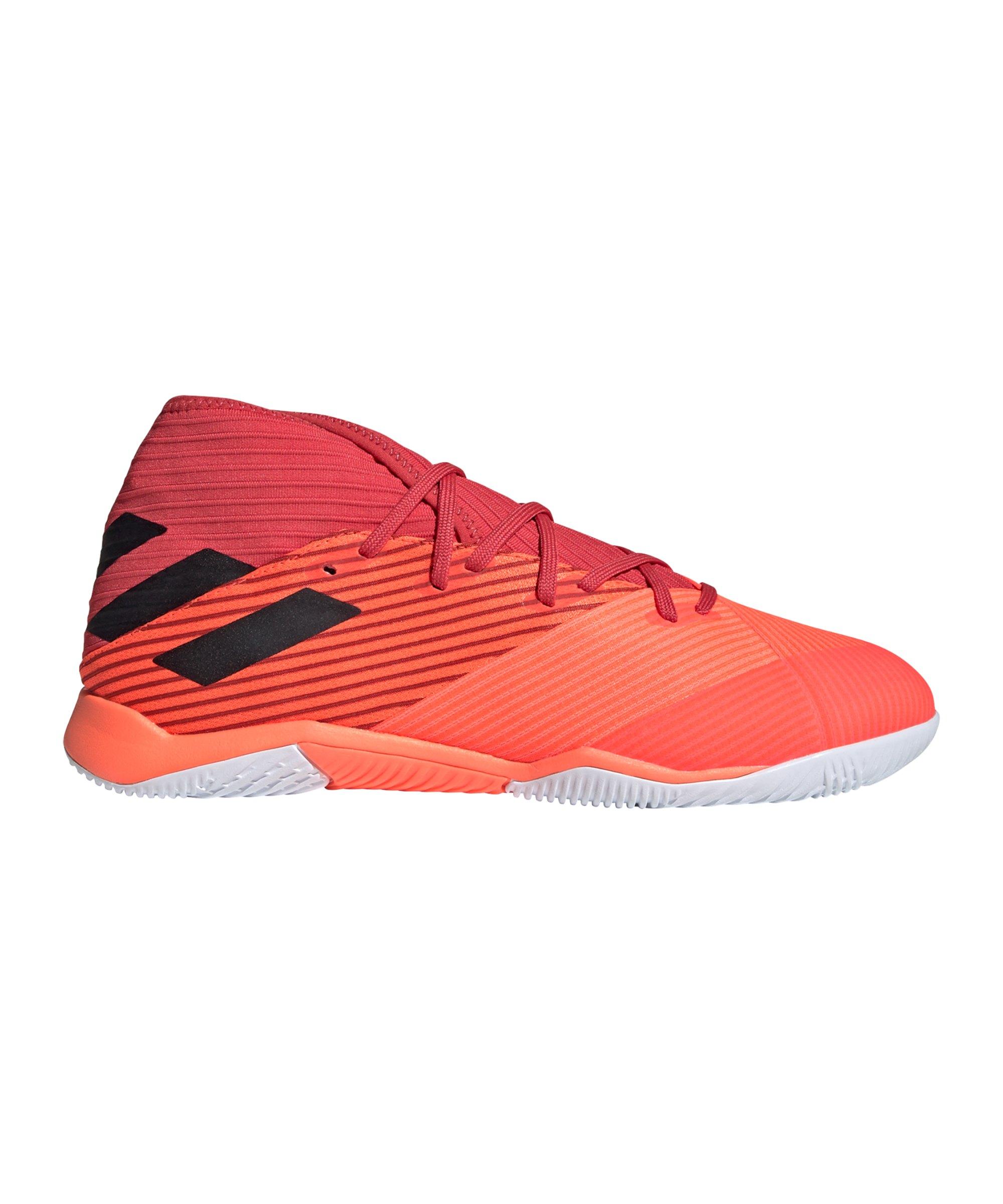 adidas NEMEZIZ Inflight 19.3 IN Halle Orange - orange