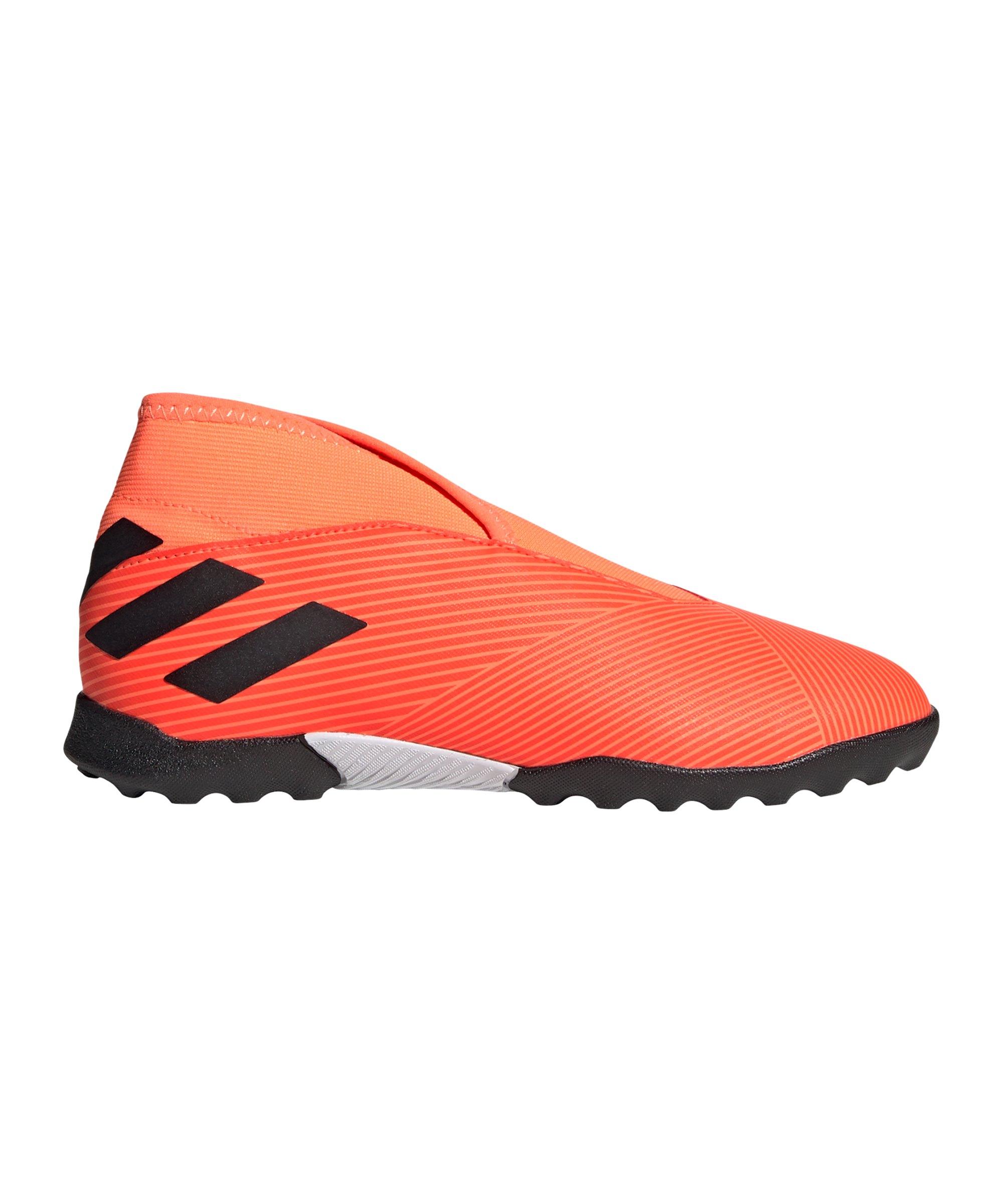 adidas NEMEZIZ Inflight 19.3 LL TF J Kids Orange - orange