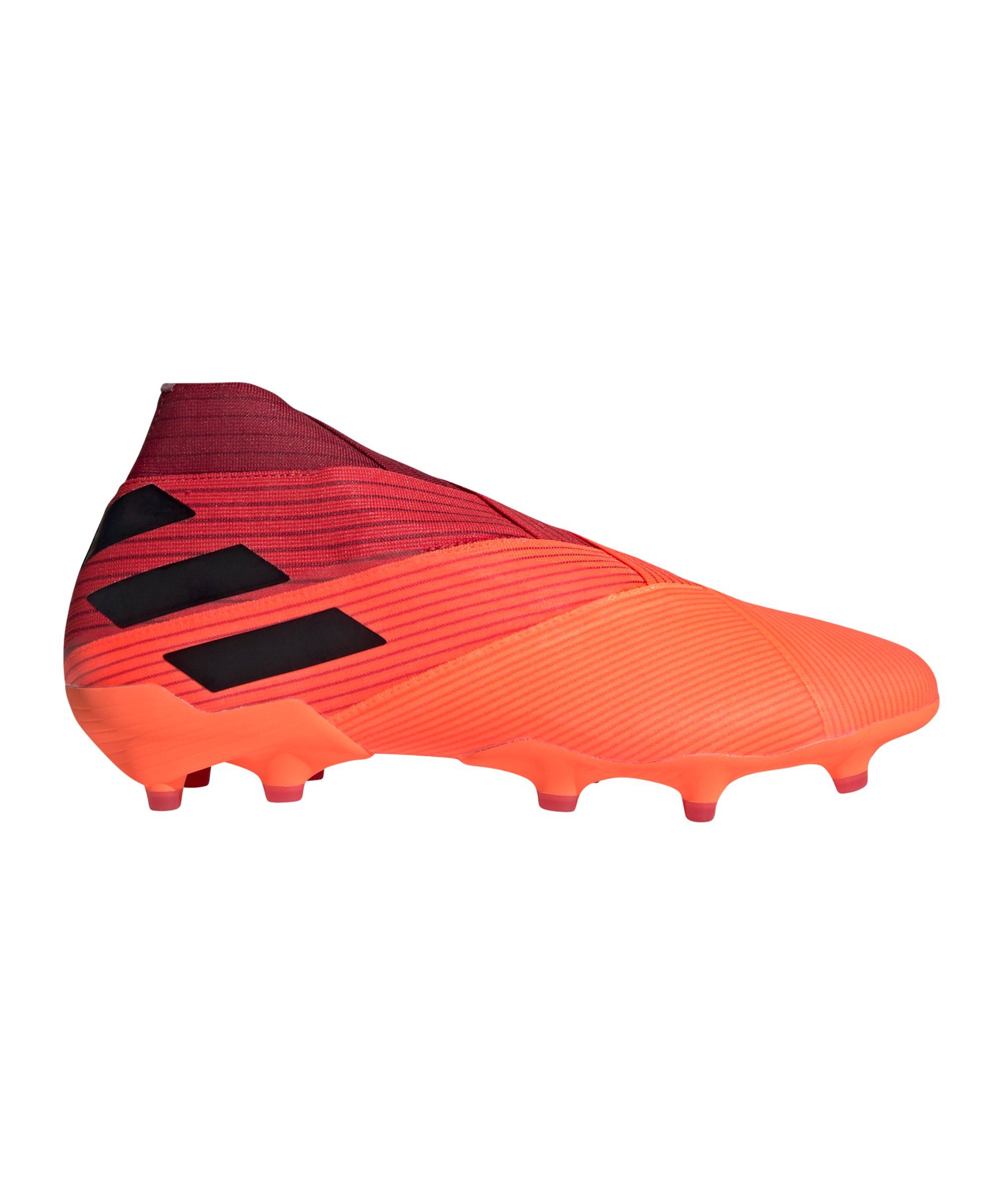 adidas NEMEZIZ Inflight 19+ FG Orange - orange