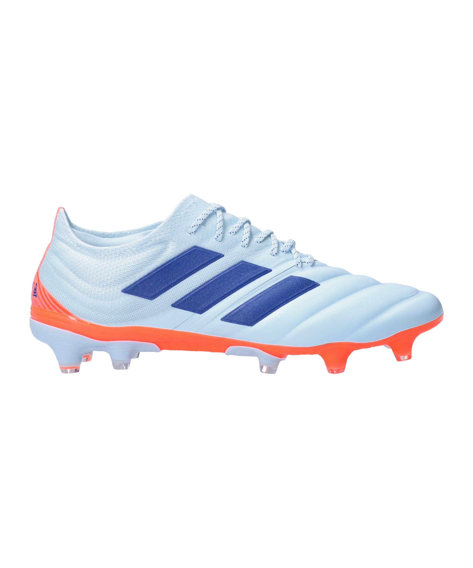 adidas COPA Glory Hunter 20.1 FG Blau - blau