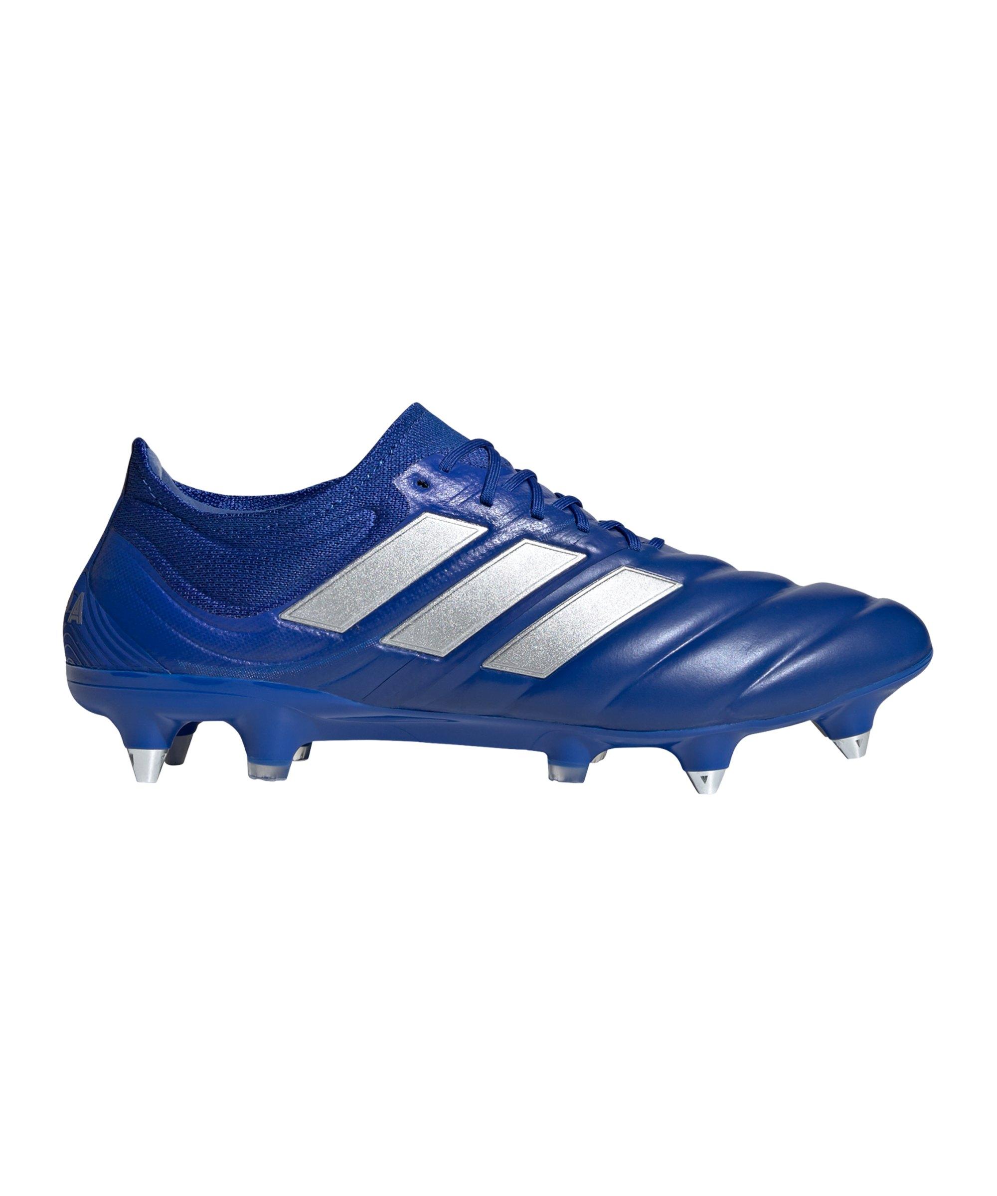 adidas COPA Inflight 20.1 SG Blau Silber - blau