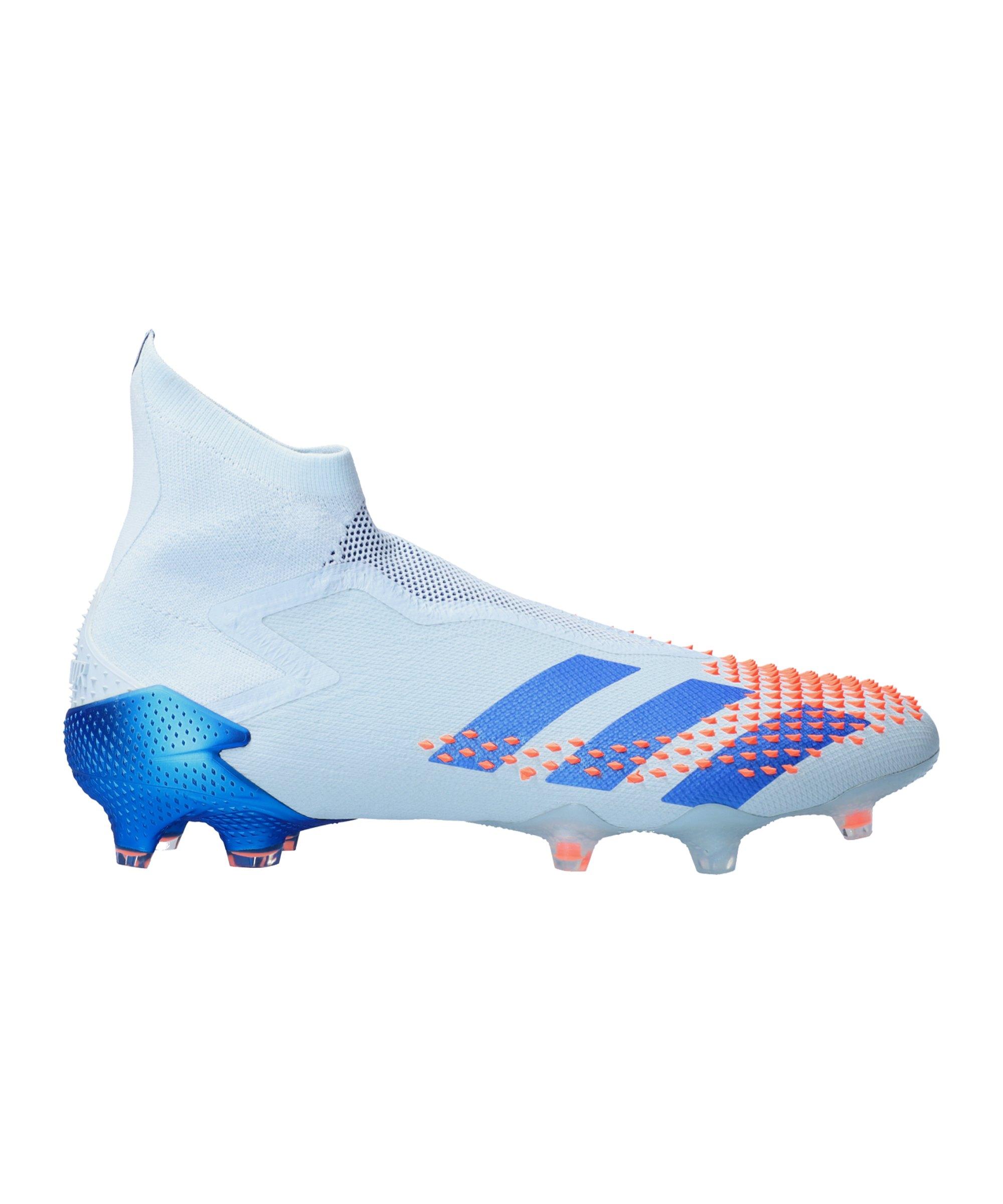 adidas Predator Glory Hunter 20+ FG Blau Orange - blau