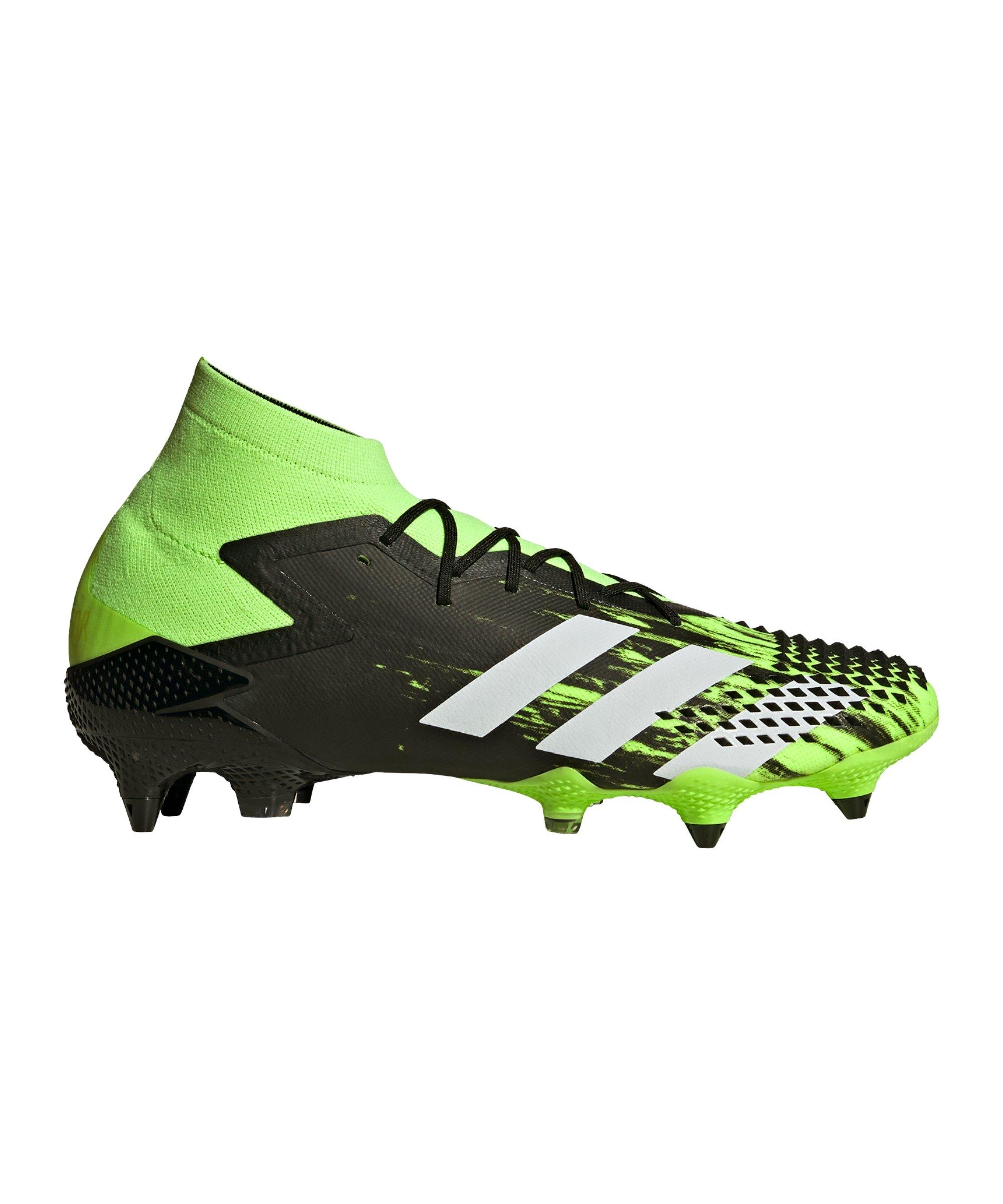adidas Predator Precision to Blur 20.1 SG Grün Weiss - gruen