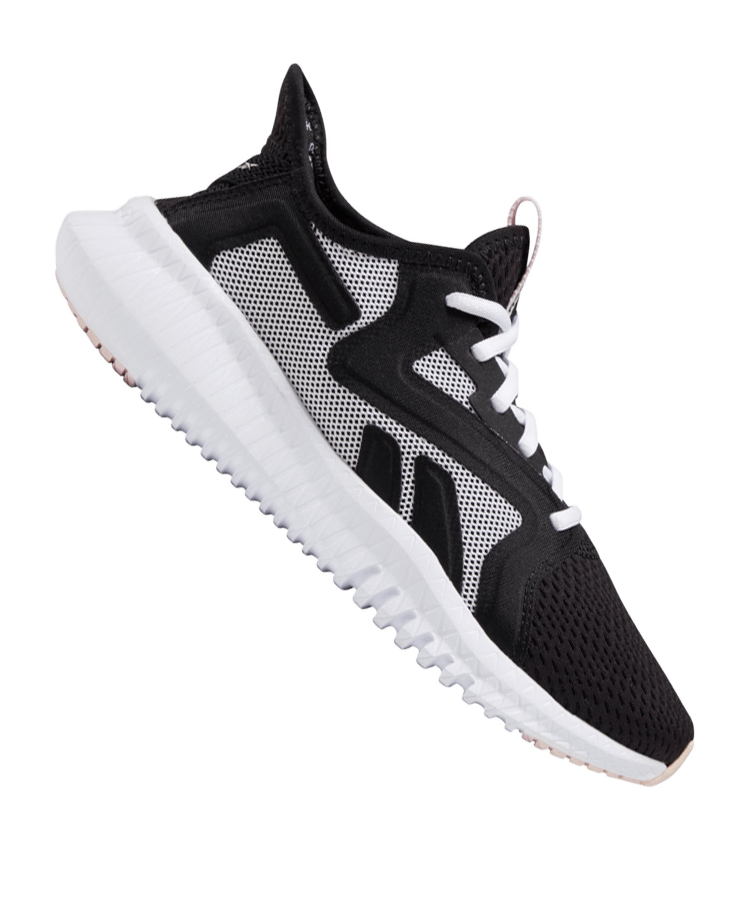 Reebok Flexagon 3.0 Sneaker Damen Schwarz - schwarz