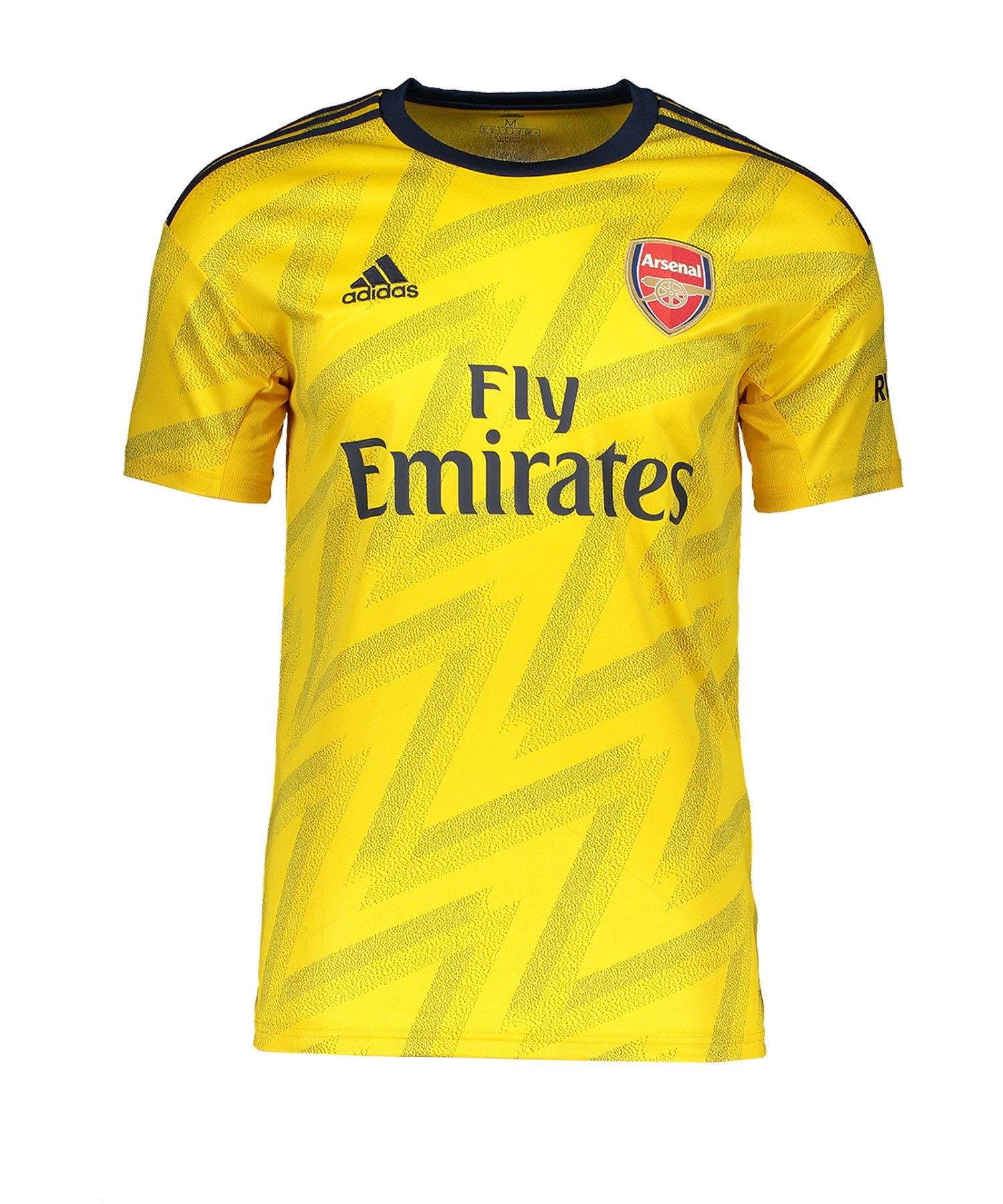 adidas FC Arsenal London Trikot Away 2019/2020 Gelb - gelb