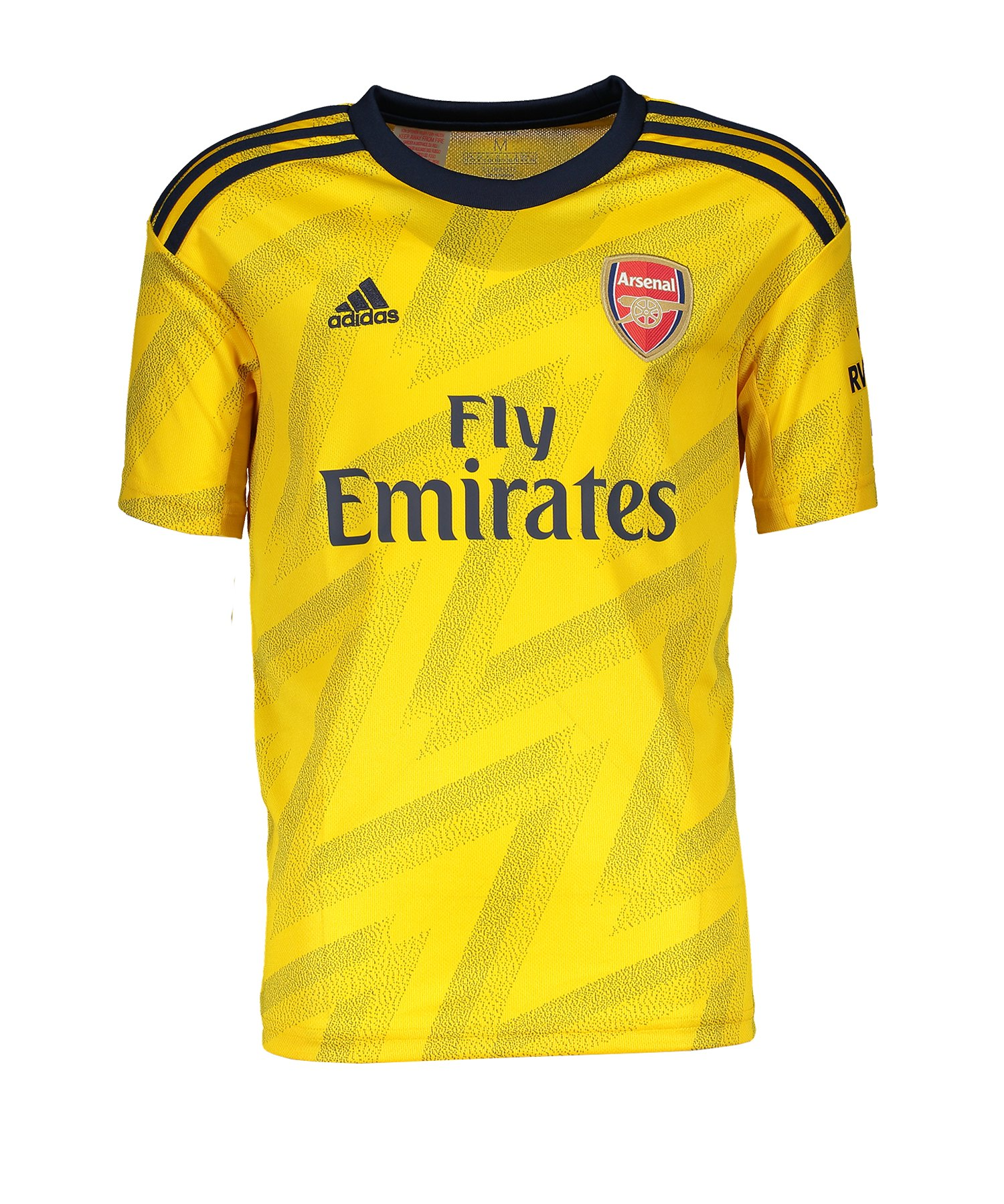 adidas FC Arsenal London Trikot Away Kids 2019/20 - gelb