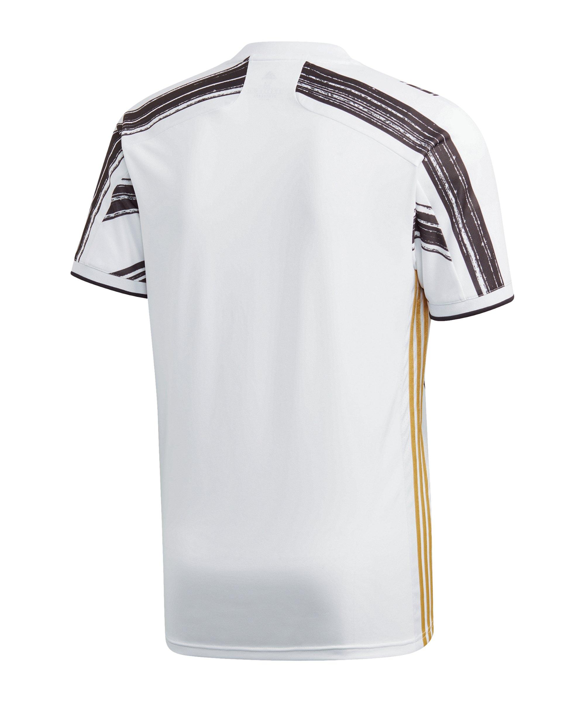 adidas Juventus Turin Trikot Home 2020/2021 Weiss