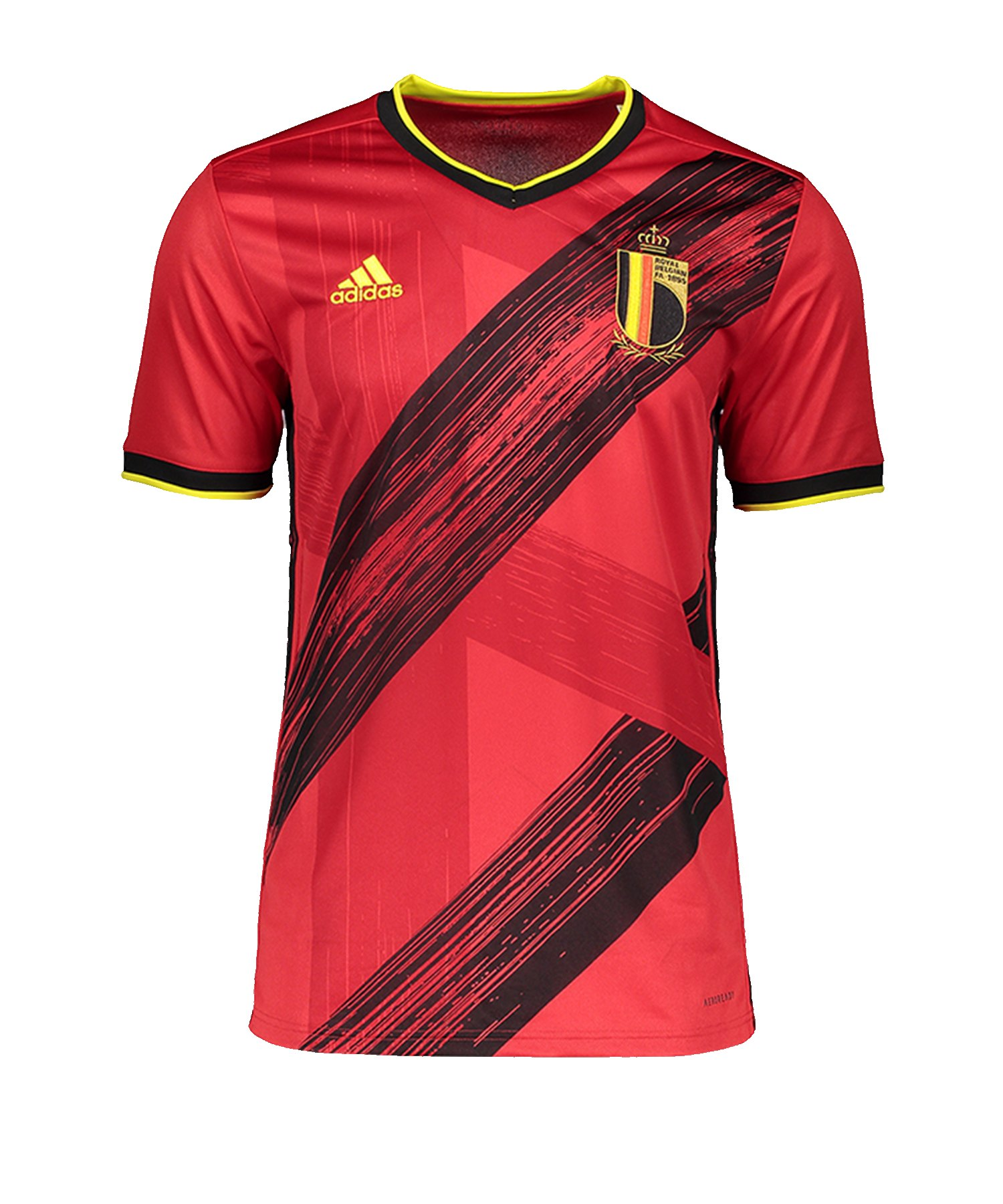adidas Belgien Trikot Home EM 2020 Kids Rot - rot