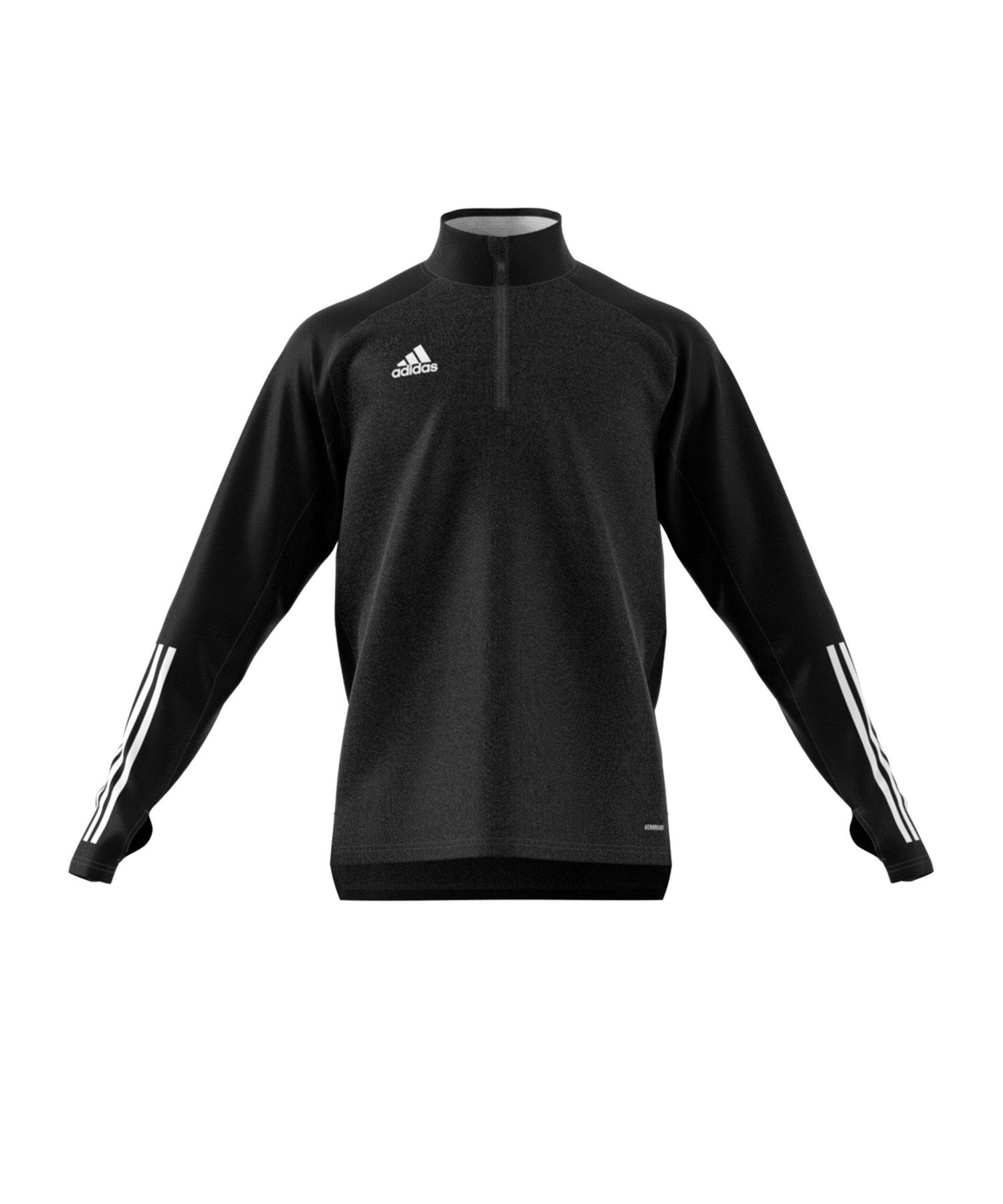 adidas Condivo 20 Warm Sweatshirt LA Schwarz - schwarz