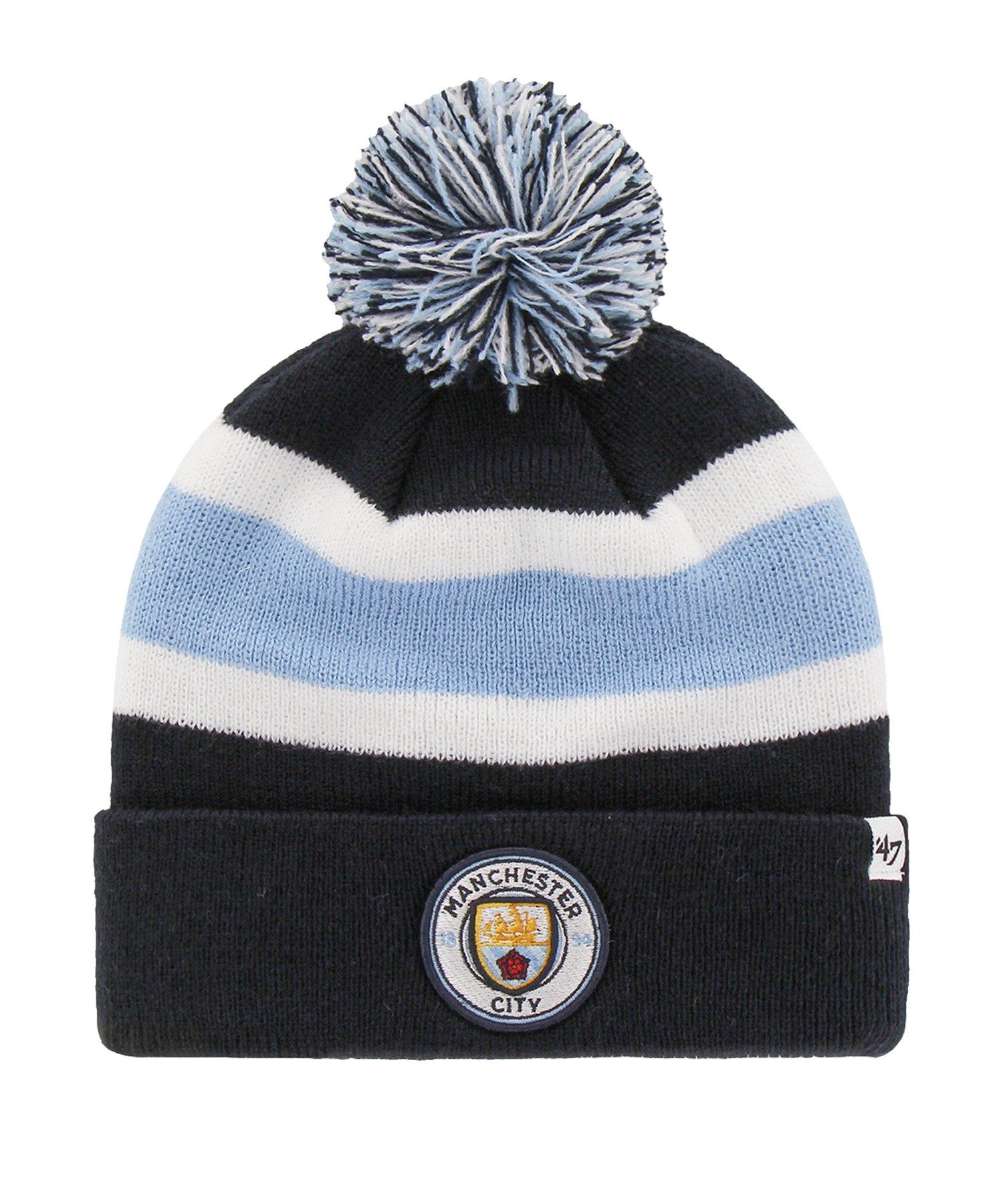 47 Brand Manchester City Breakaway Mütze Blau - blau