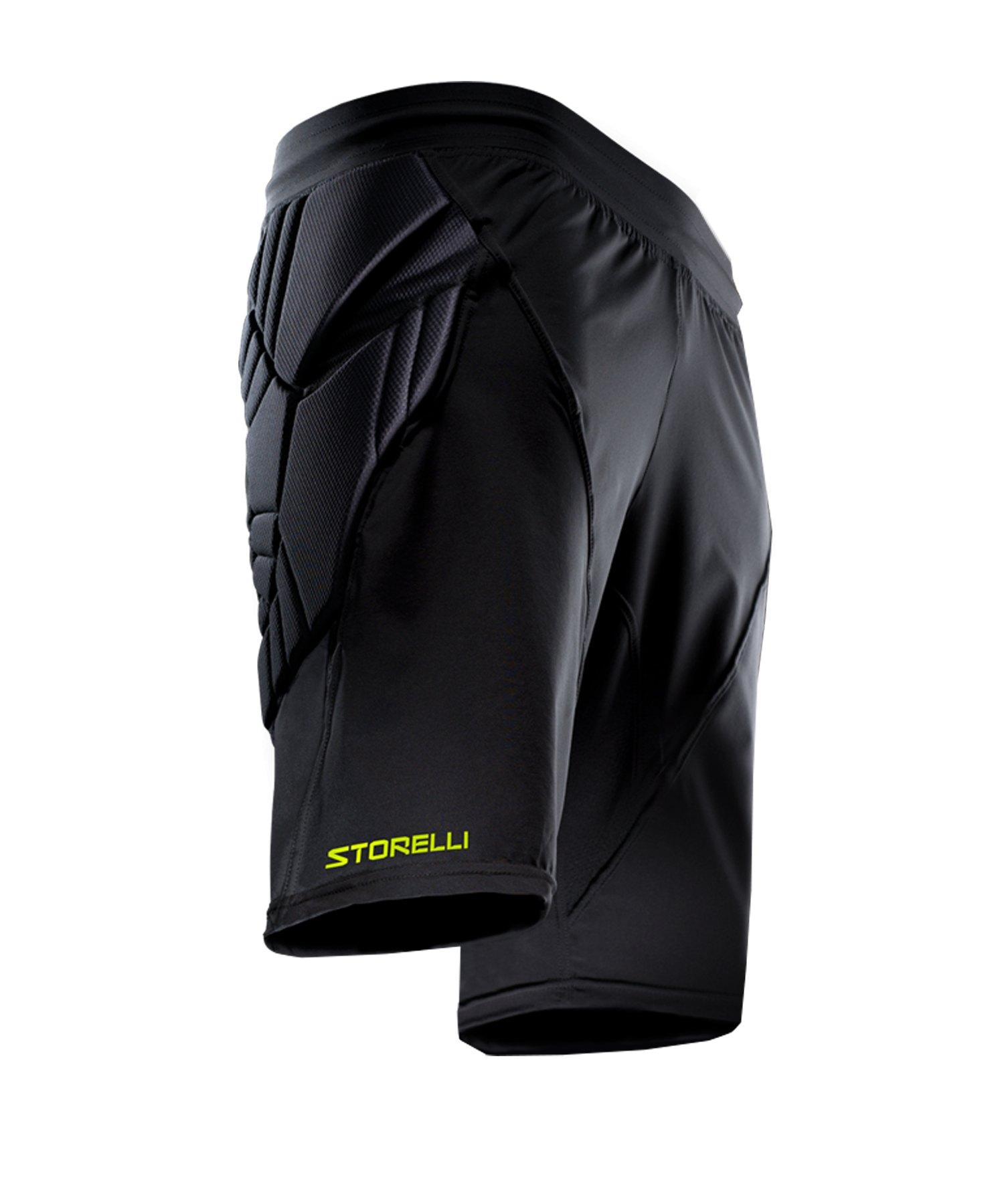 Storelli Bodyshield GK Short Schwarz - schwarz