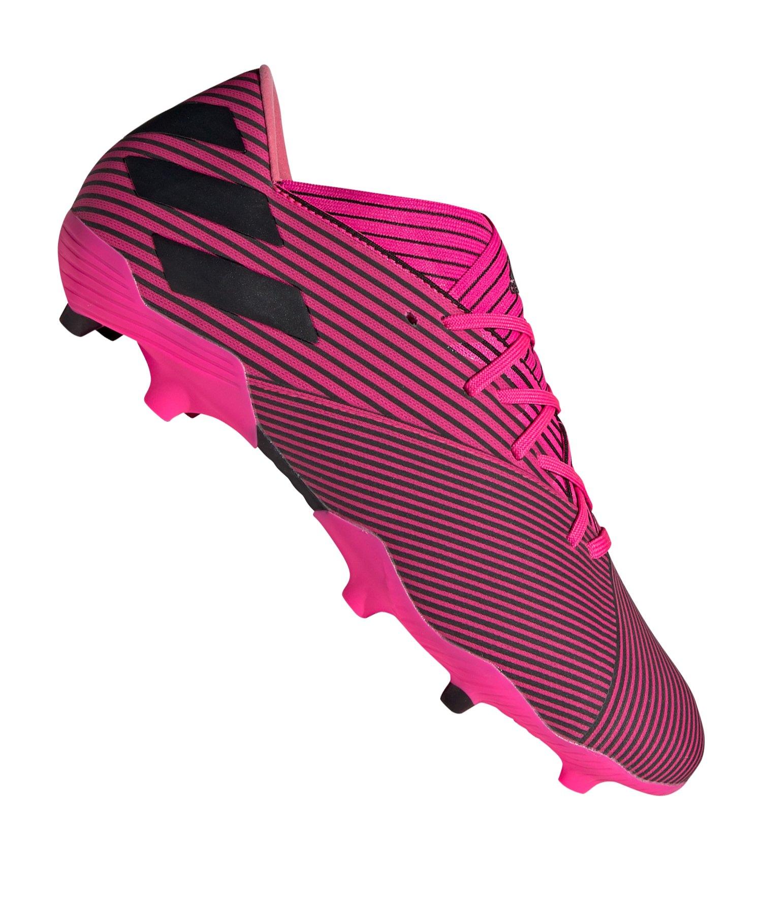 adidas NEMEZIZ 19.2 FG Pink - pink
