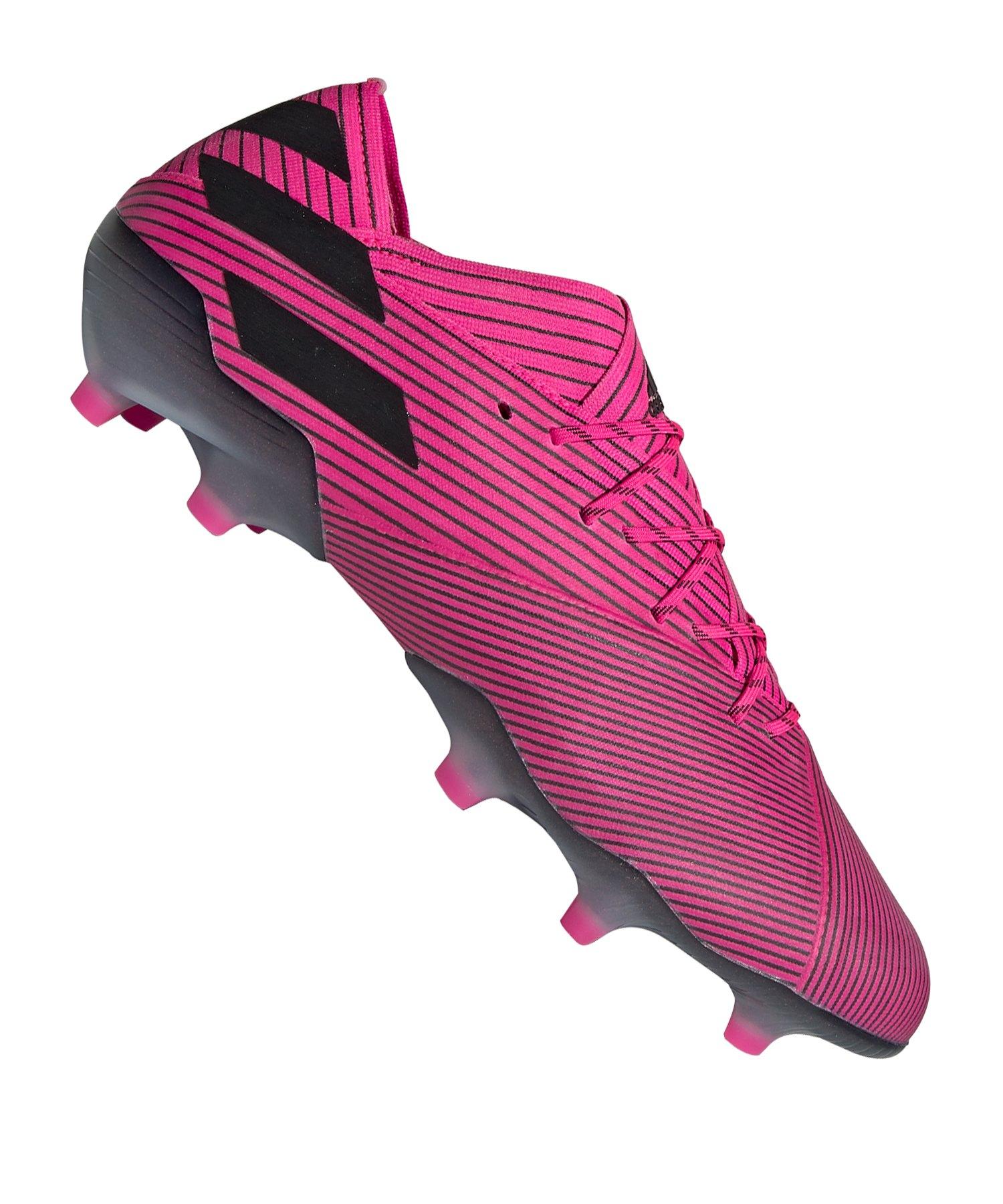 adidas NEMEZIZ 19.1 FG Pink - pink