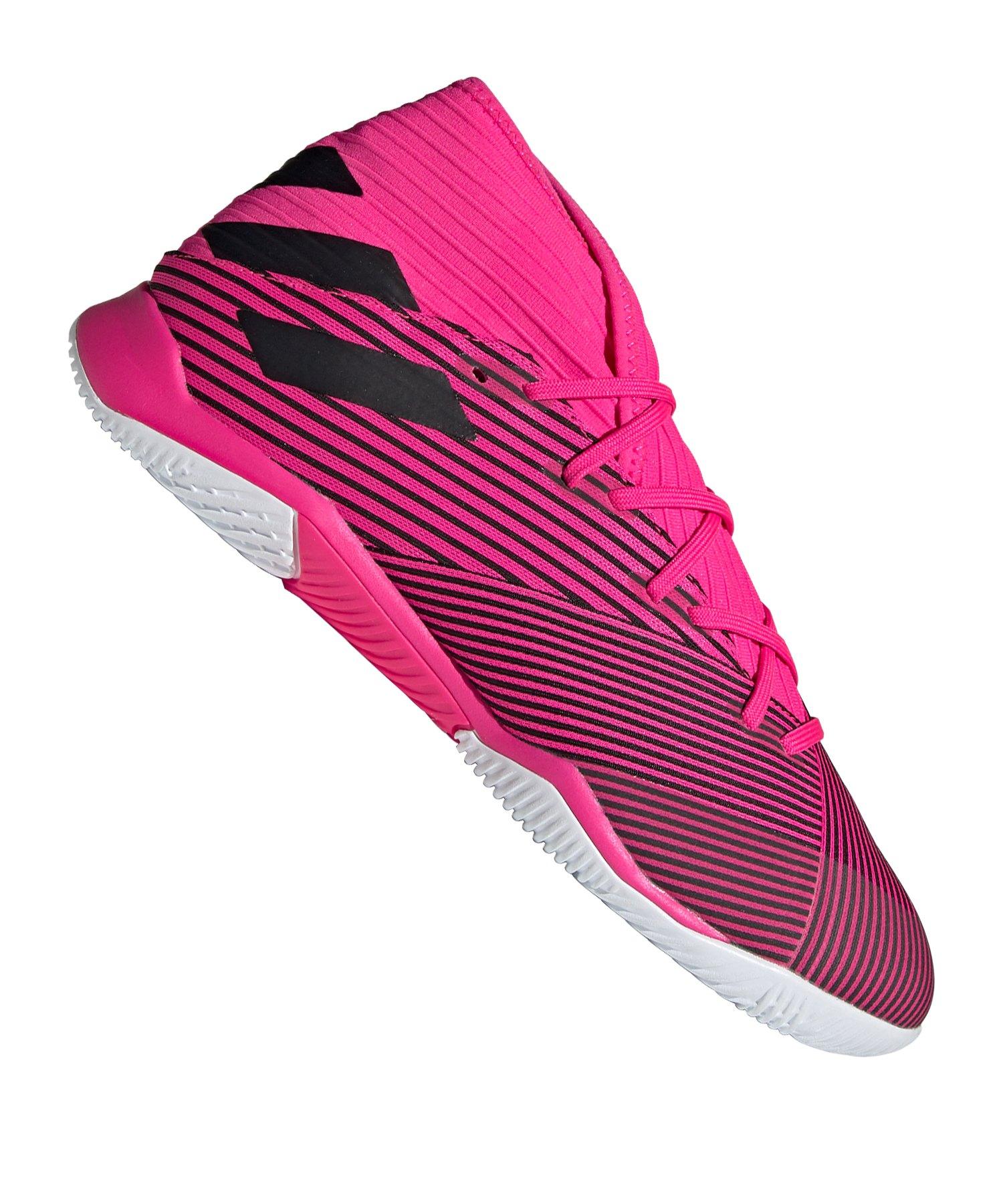 adidas NEMEZIZ 19.3 IN Halle Pink - pink