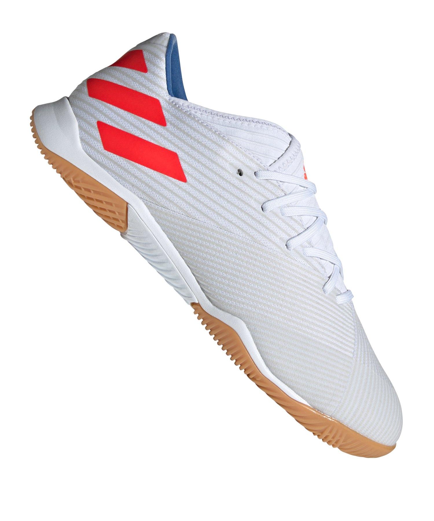 Details zu adidas Indoor Fußballschuhe Halle Messi F10