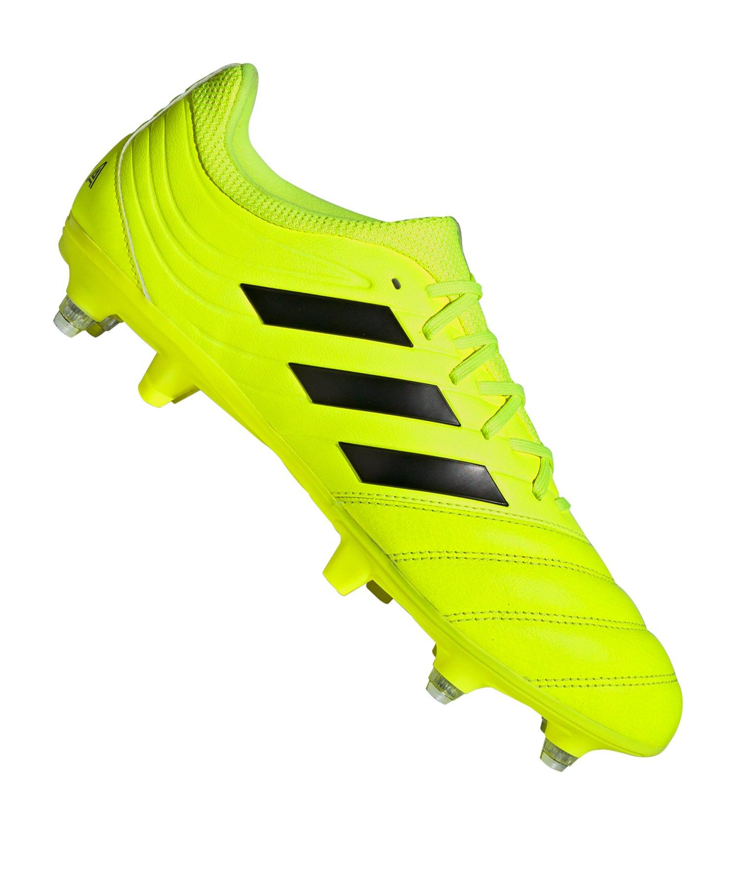 adidas COPA 19.3 SG Gelb - gelb
