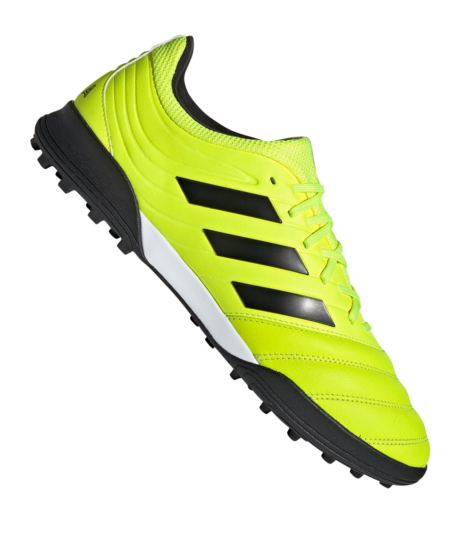 adidas COPA 19.3 TF Gelb - gelb