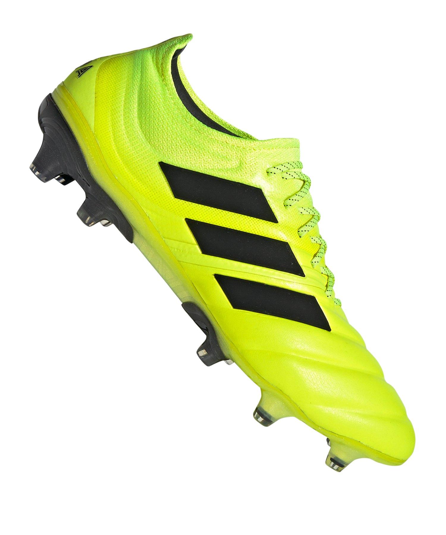 adidas COPA 19.1 FG Gelb - gelb