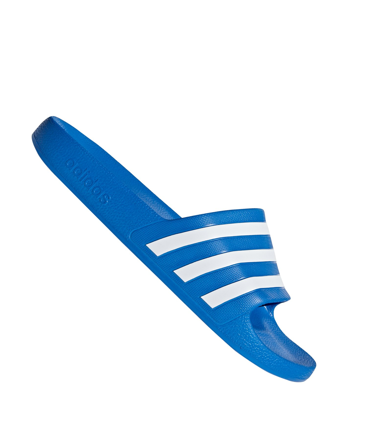 adidas Adilette Aqua Badelatsche Hellblau - blau