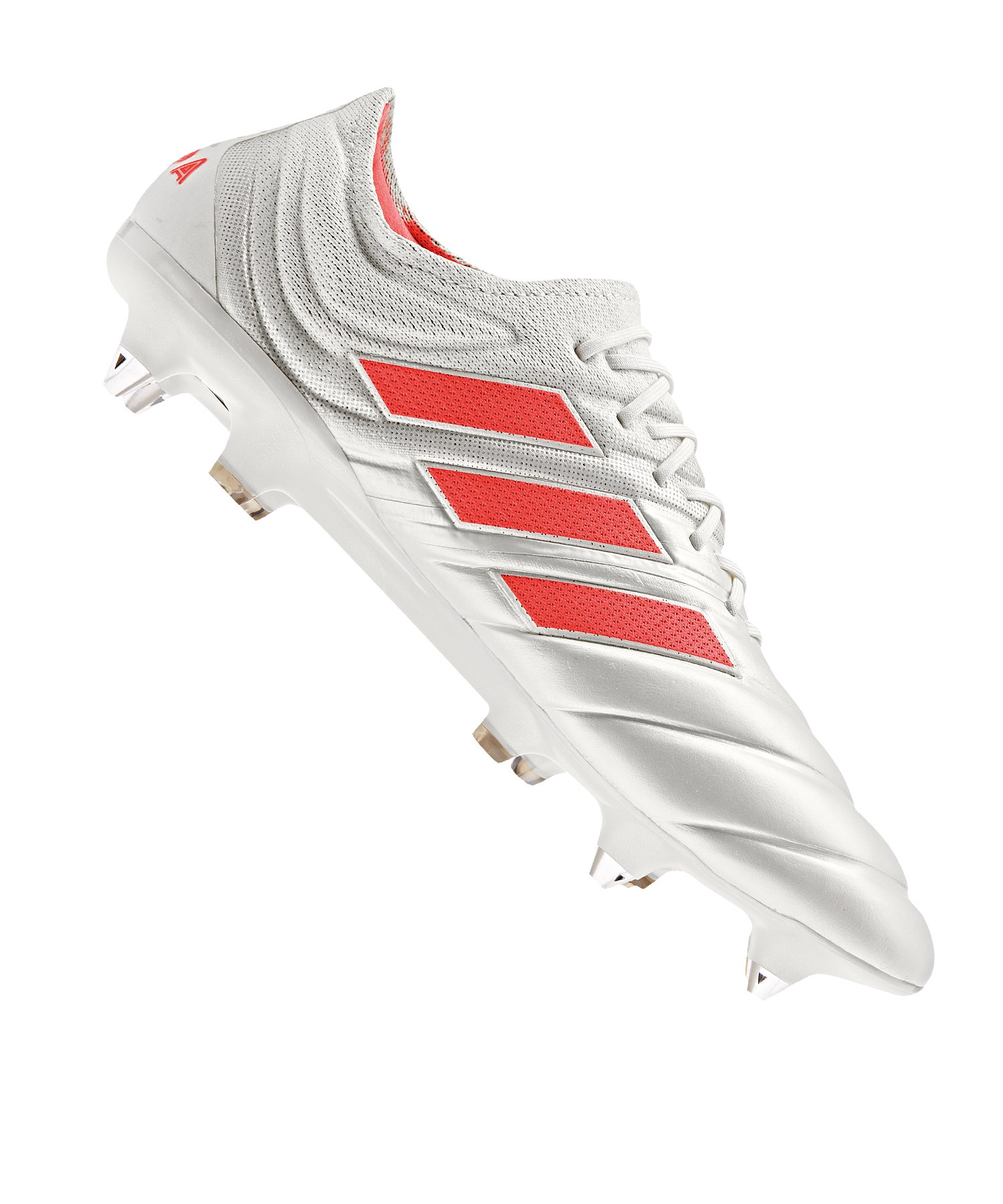 Adidas Copa 19 1 Sg Weiss Rot
