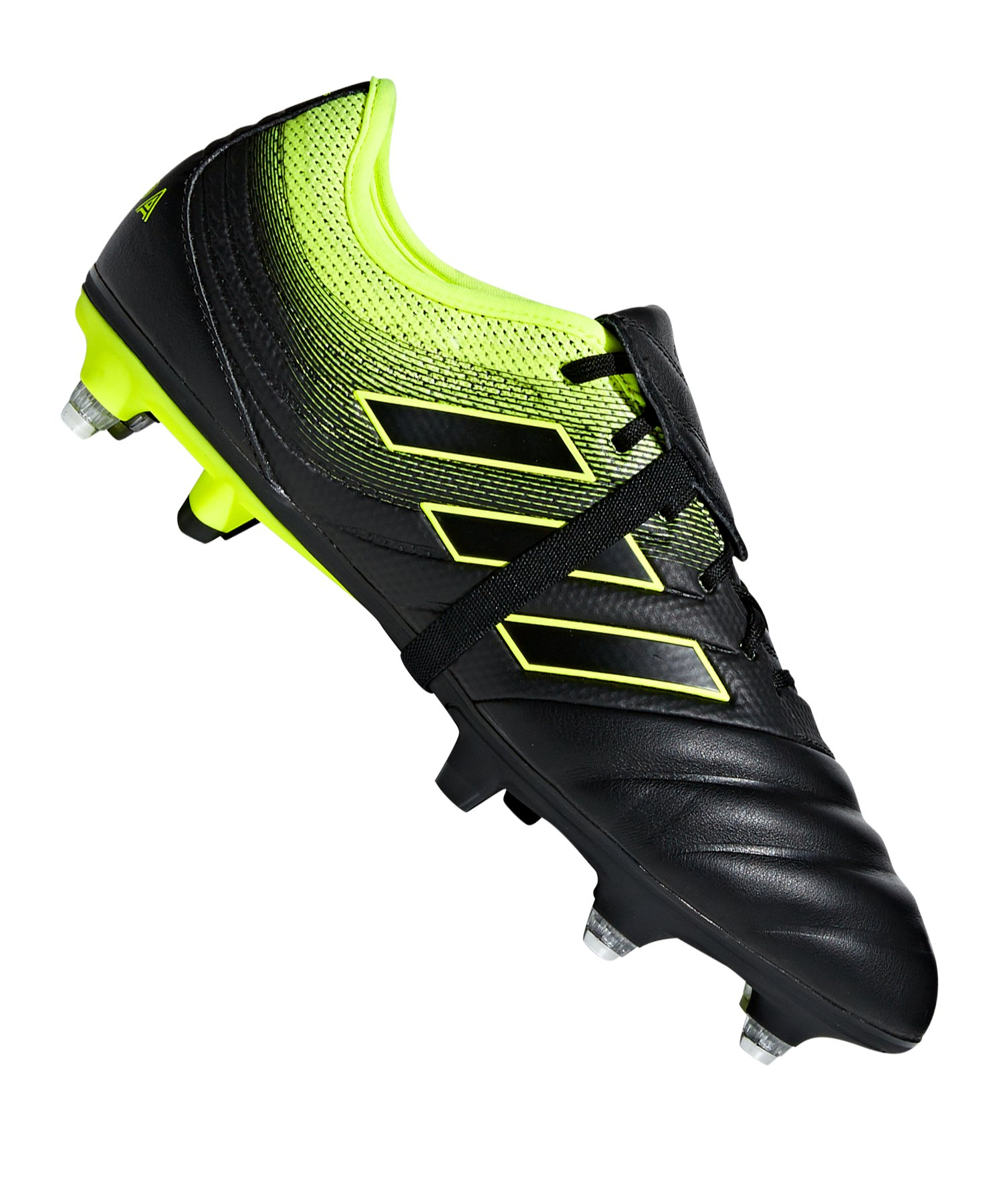 adidas COPA Gloro 19.2 SG Schwarz Gelb - schwarz