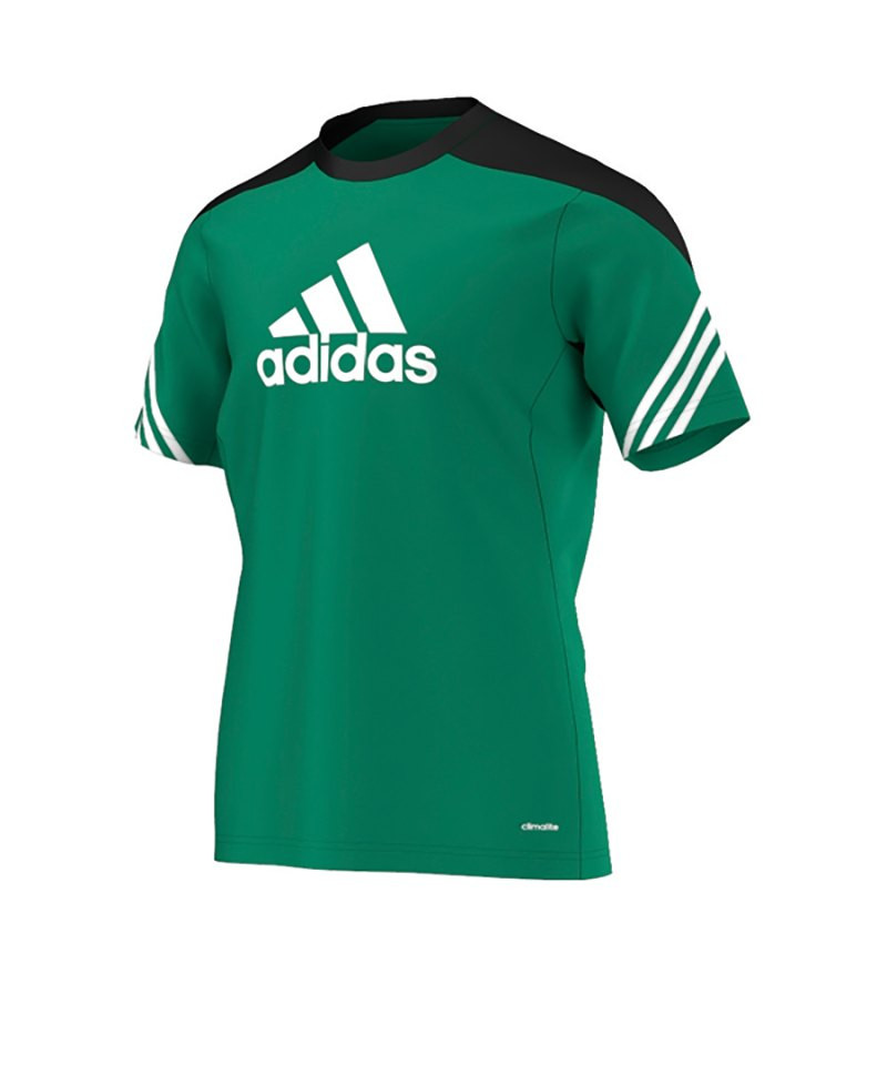 adidas Trainingsshirt Sereno 14 Grün - gruen