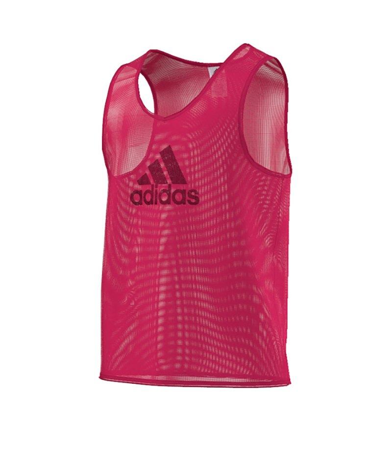 adidas Kennzeichnungshemd Training BIB 14 Pink - pink
