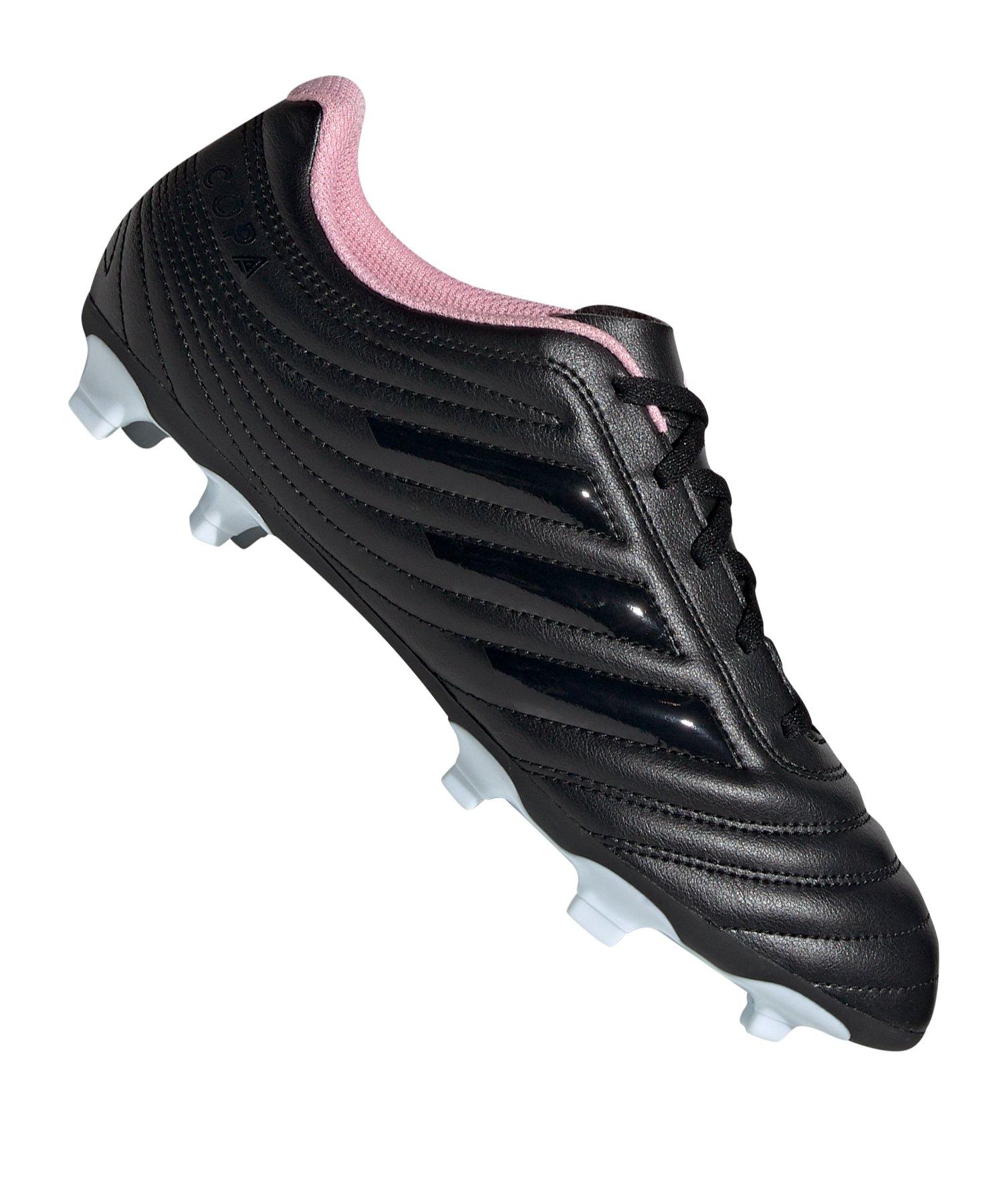 adidas COPA 19.4 FG Damen Schwarz Pink - schwarz