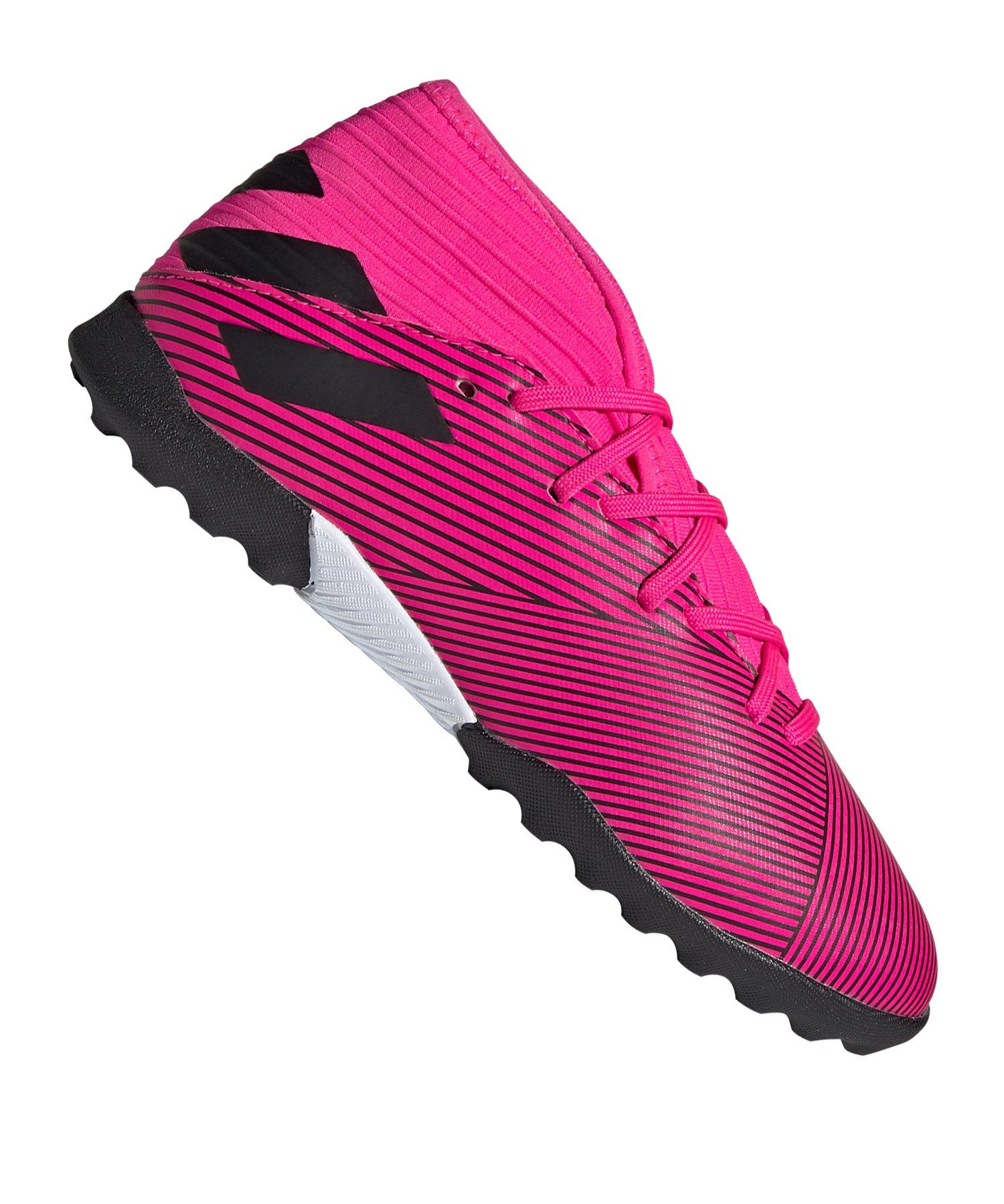 adidas NEMEZIZ 19.3 TF J Kids Pink - pink