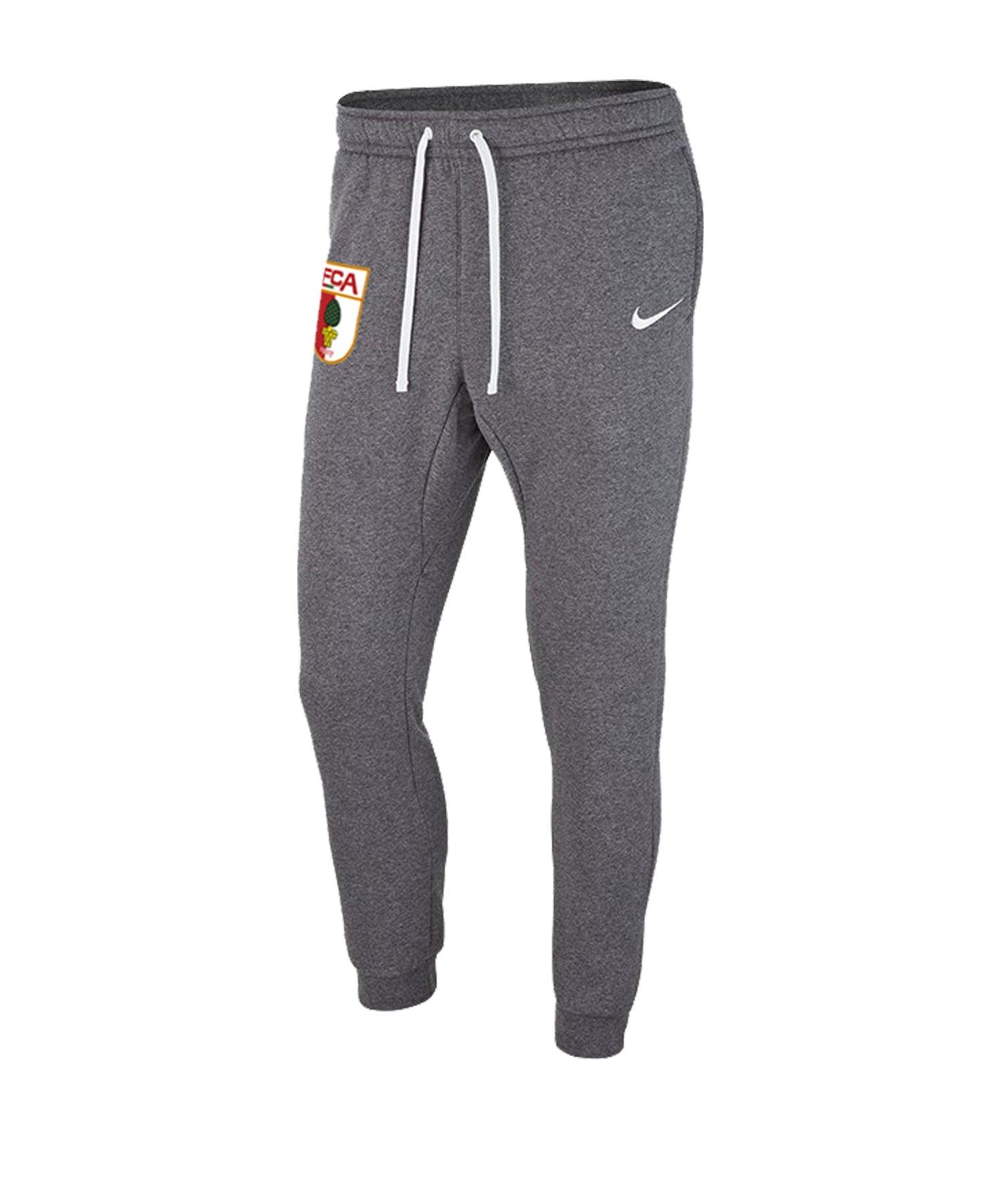 Nike FC Augsburg Jogginghose Grau F071 - grau
