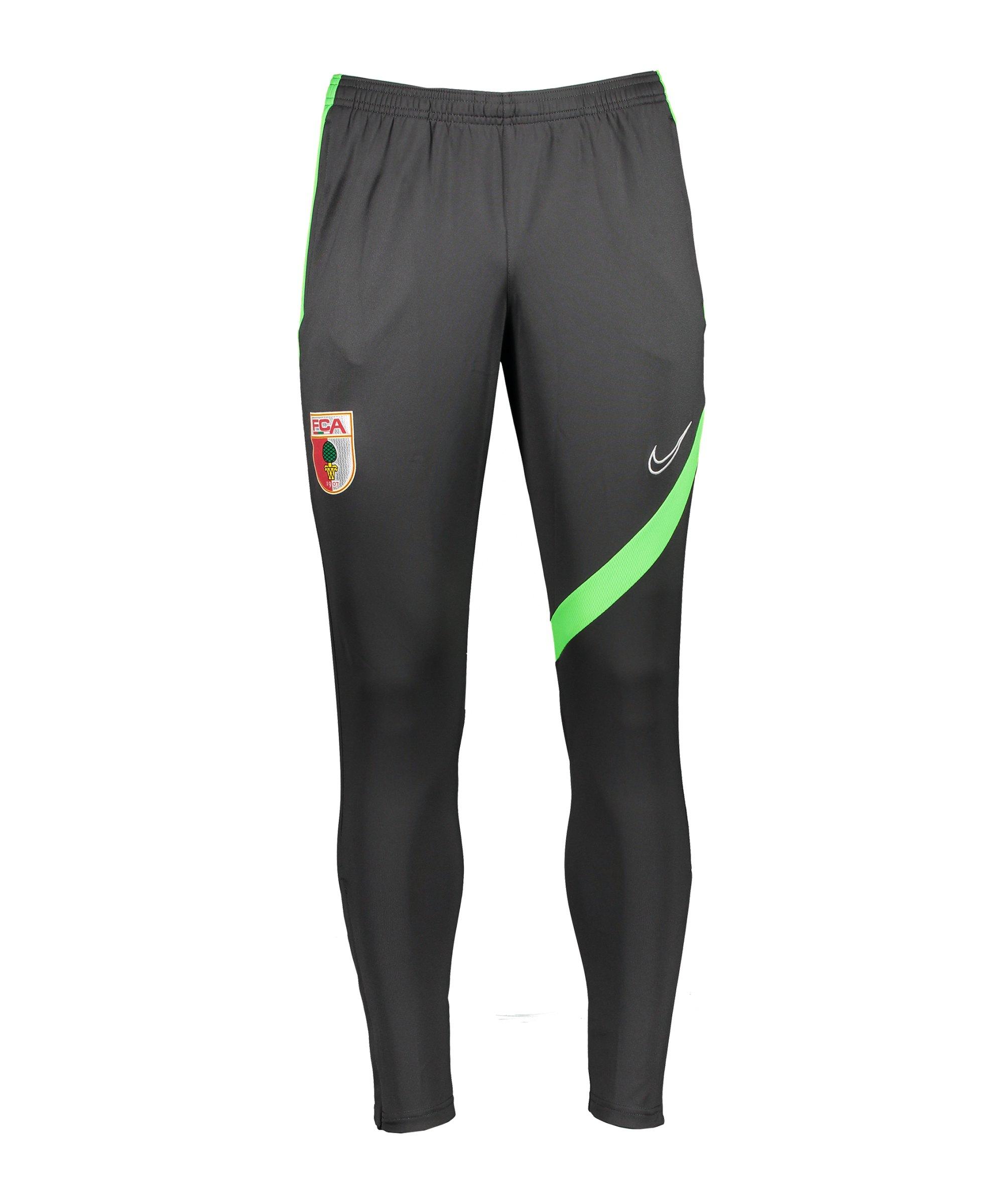 Nike FC Augsburg Trainingshose Grau F064 - grau