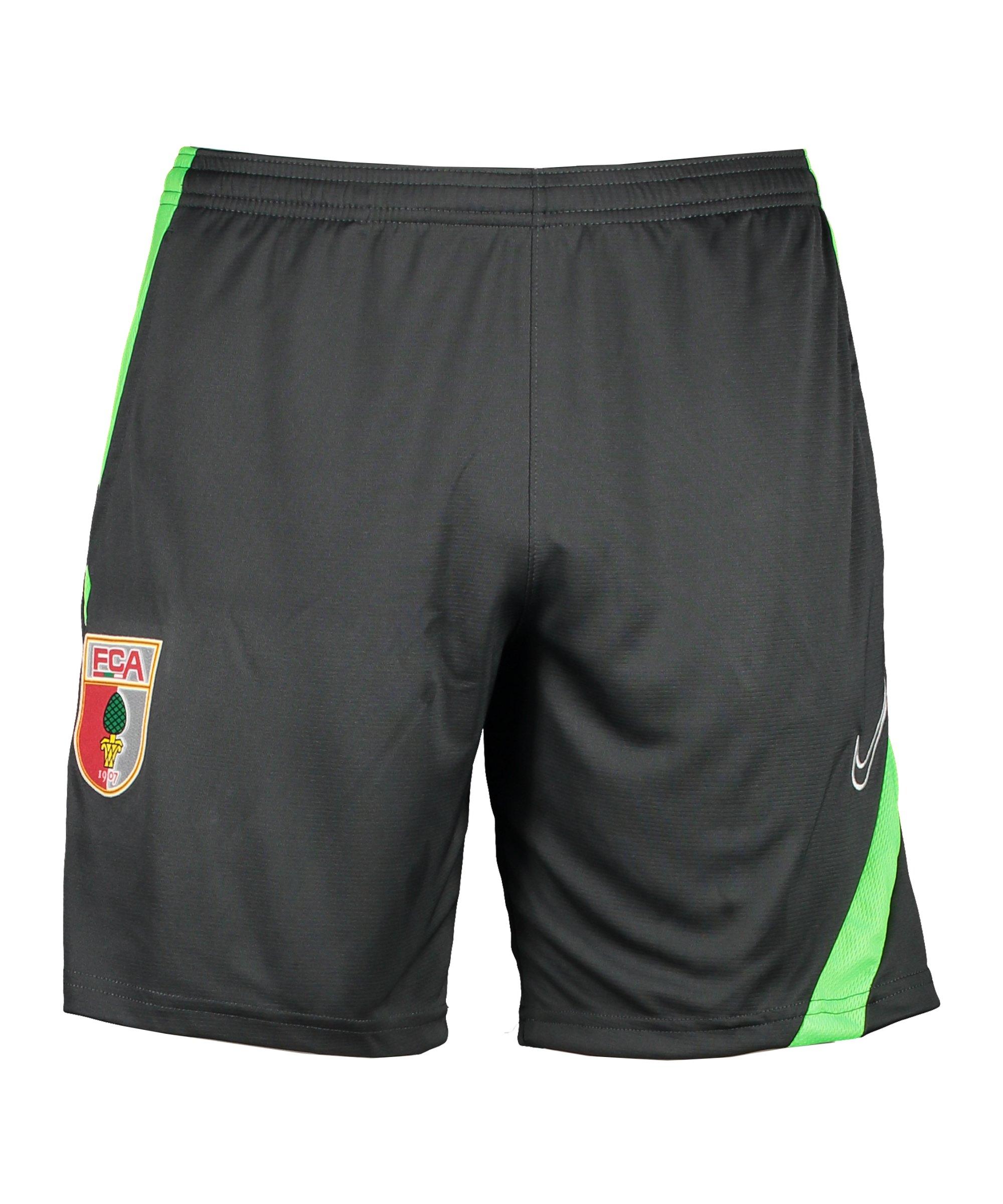 Nike FC Augsburg Trainingsshort Kids Grau F068 - grau