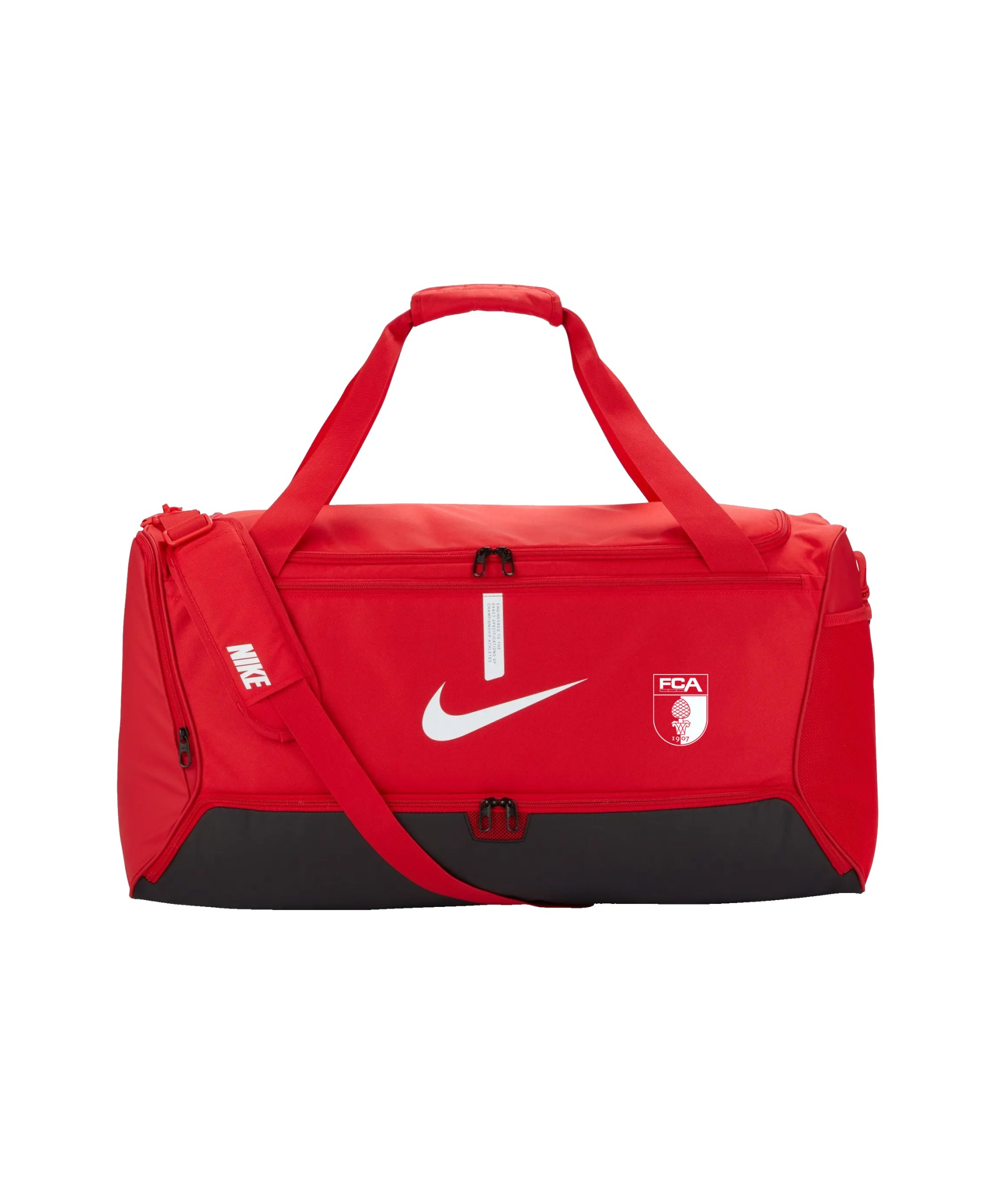 Nike FC Augsburg Tasche large Rot F657 - rot