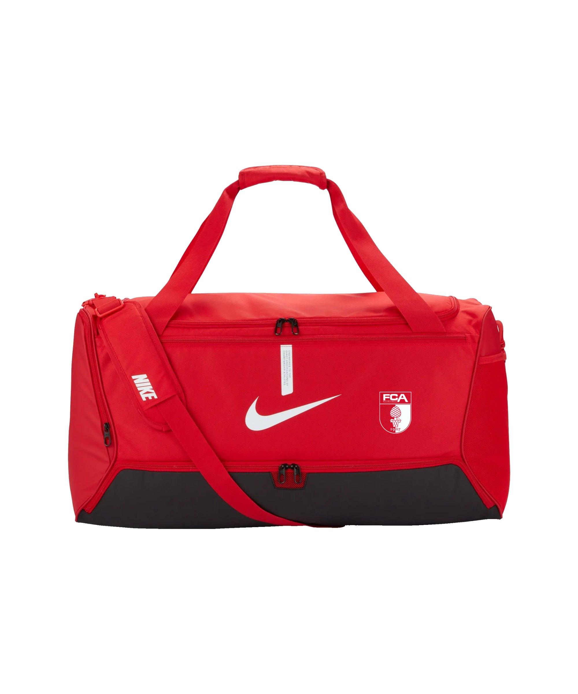 Nike FC Augsburg Tasche medium Rot F657 - rot
