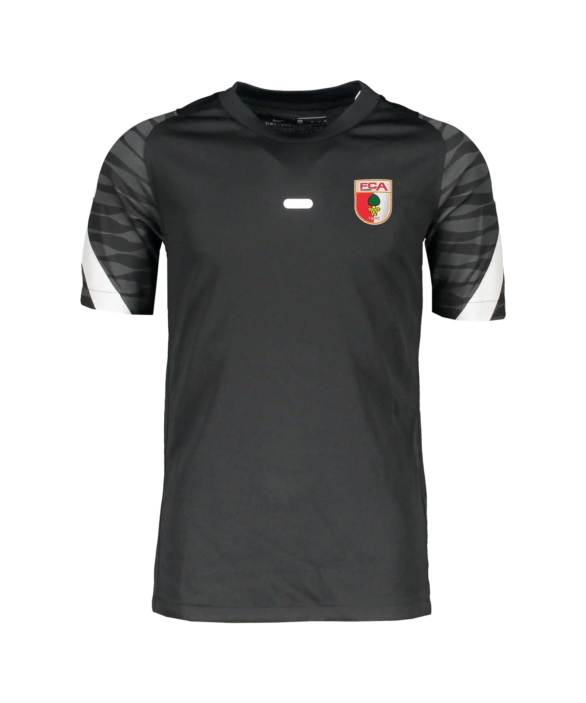 Nike FC Augsburg Trainingsshirt Schwarz F010 - schwarz