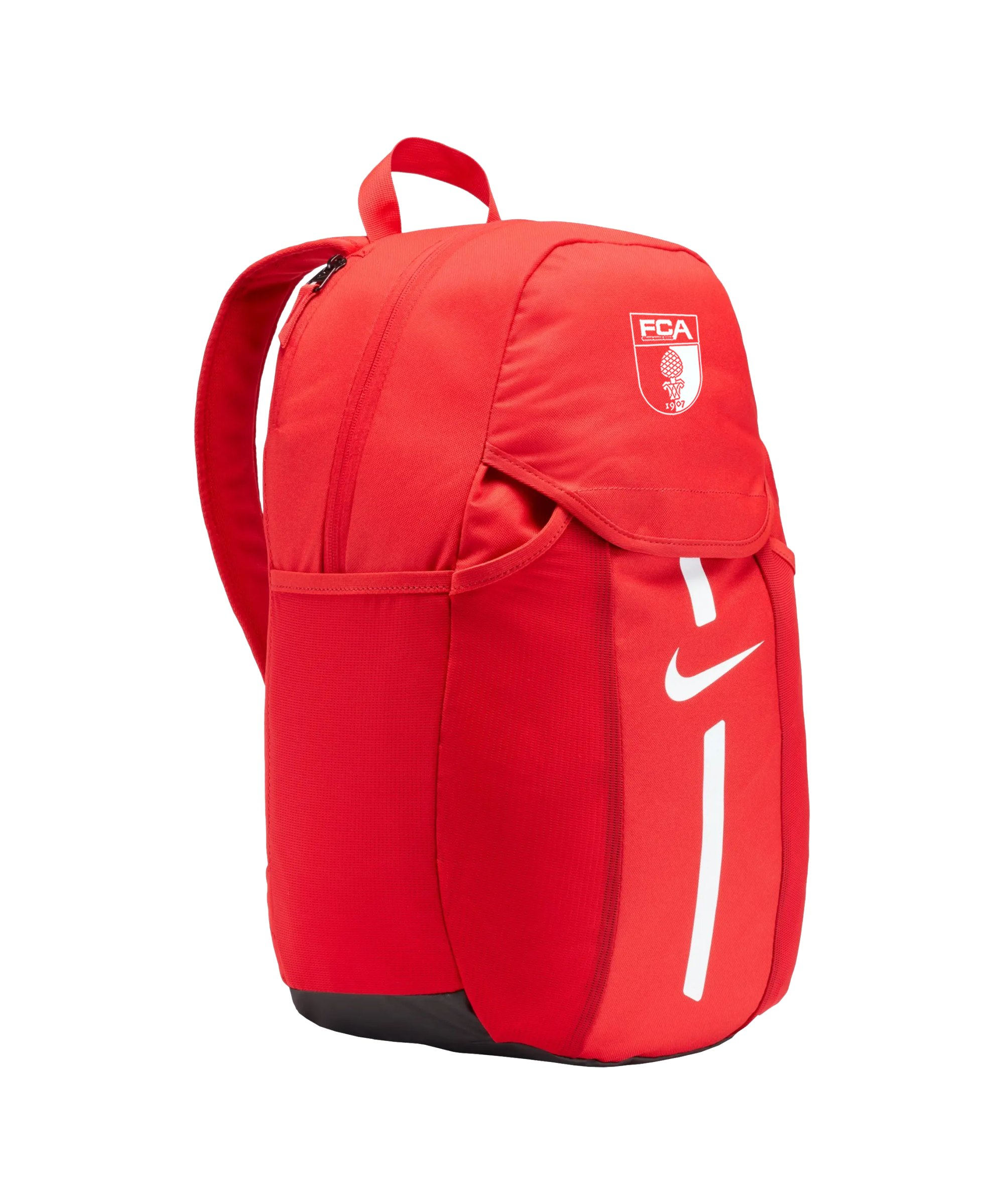 Nike FC Augsburg Rucksack Rot F657 - rot