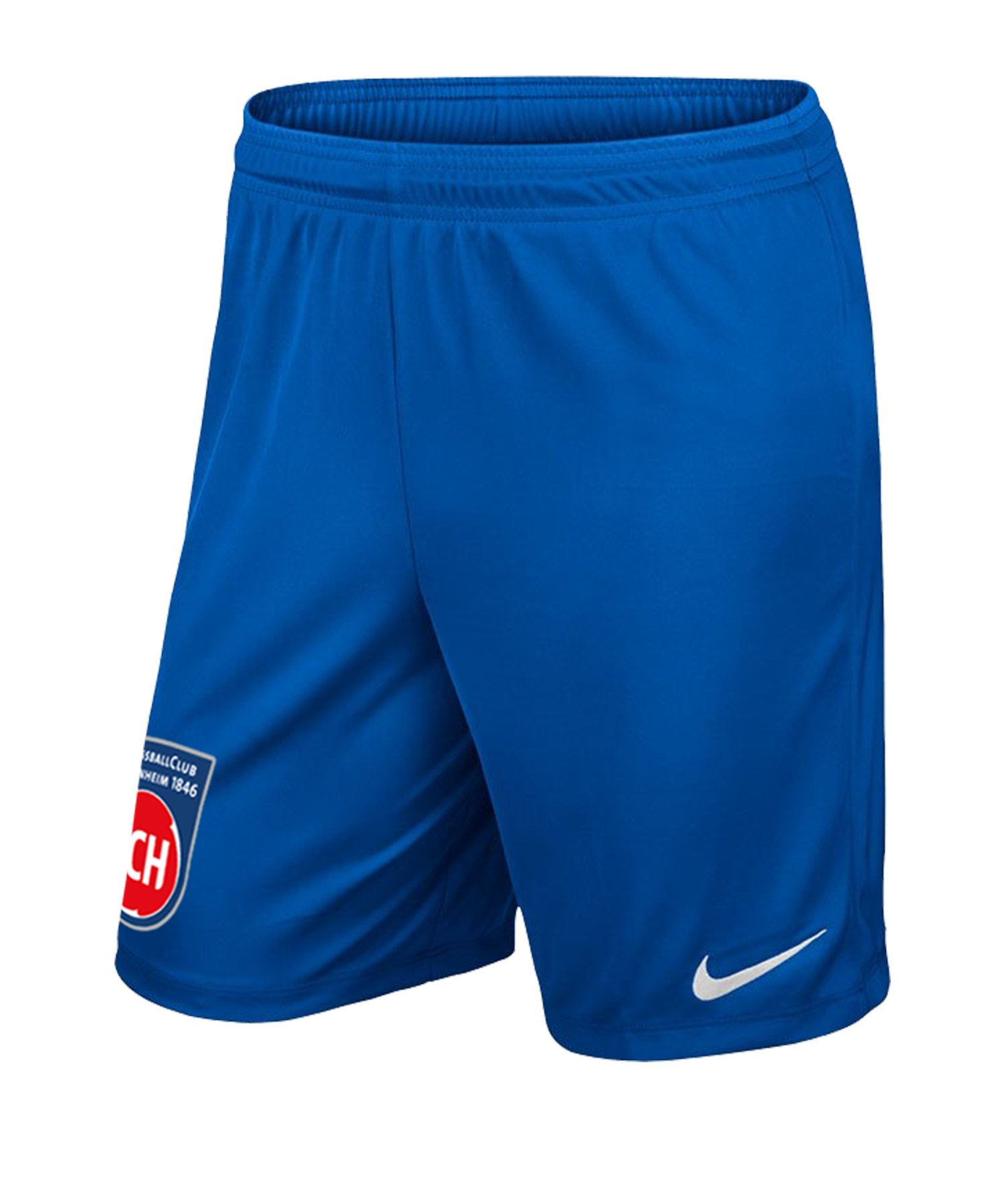 Nike 1. FC Heidenheim Short Away 2019/2020 F463 - blau