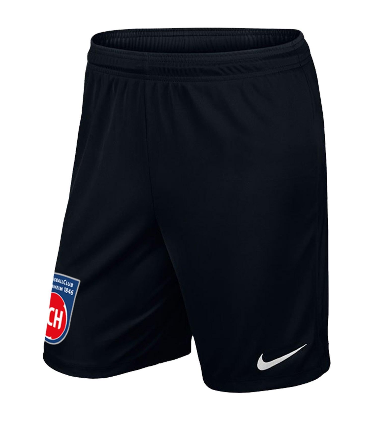 Nike 1. FC Heidenheim TW-Short 2019/2020 F010 - schwarz
