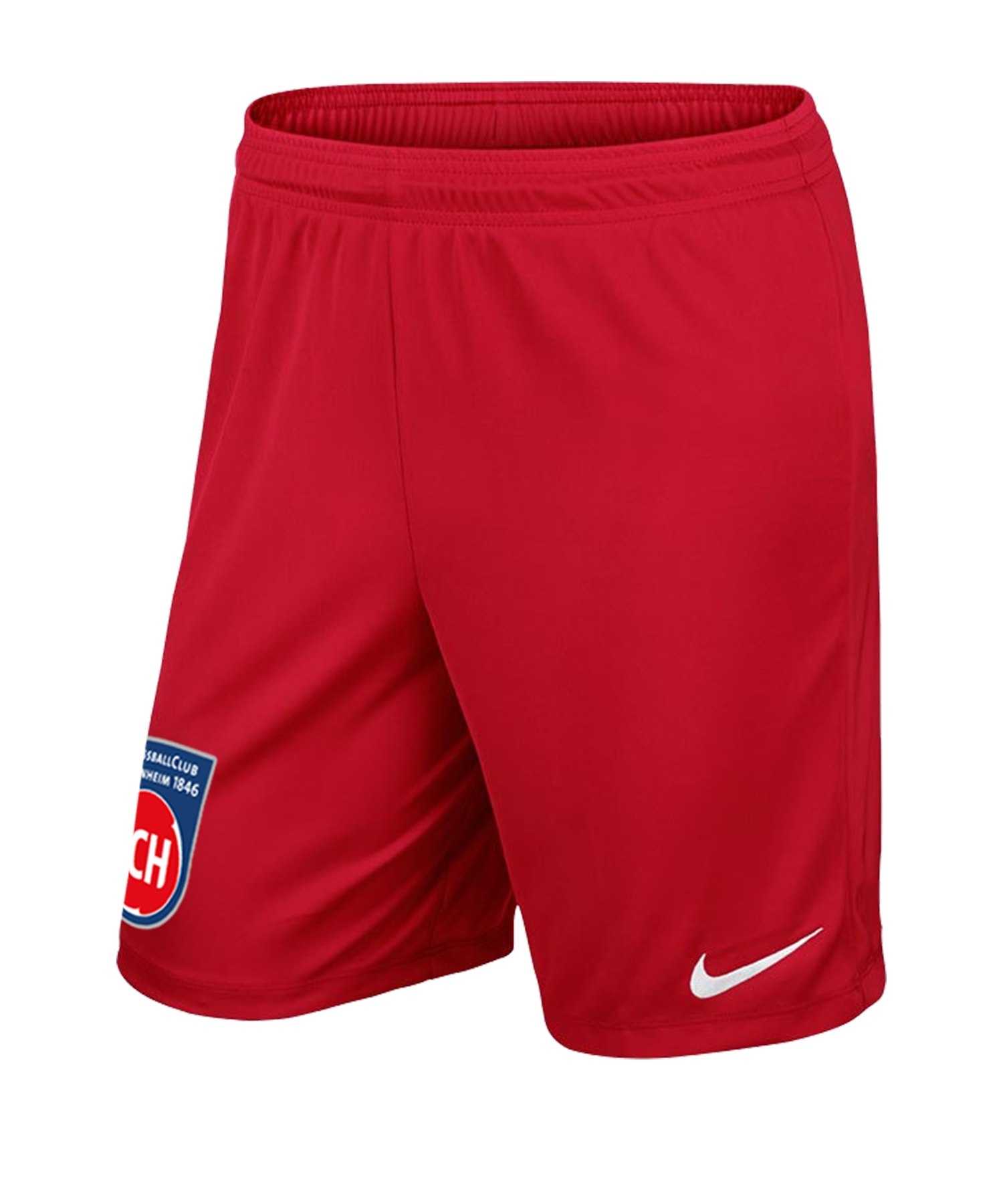 Nike 1. FC Heidenheim Short Home Kids 19/20 F657 - rot