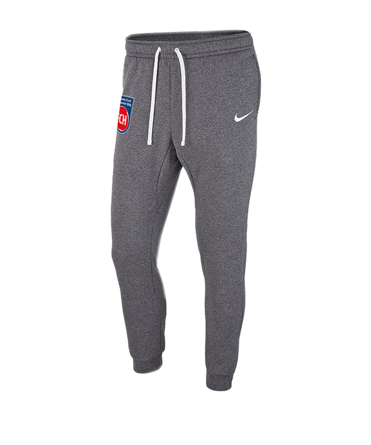Nike 1. FC Heidenheim Jogginghose Grau F071 - grau
