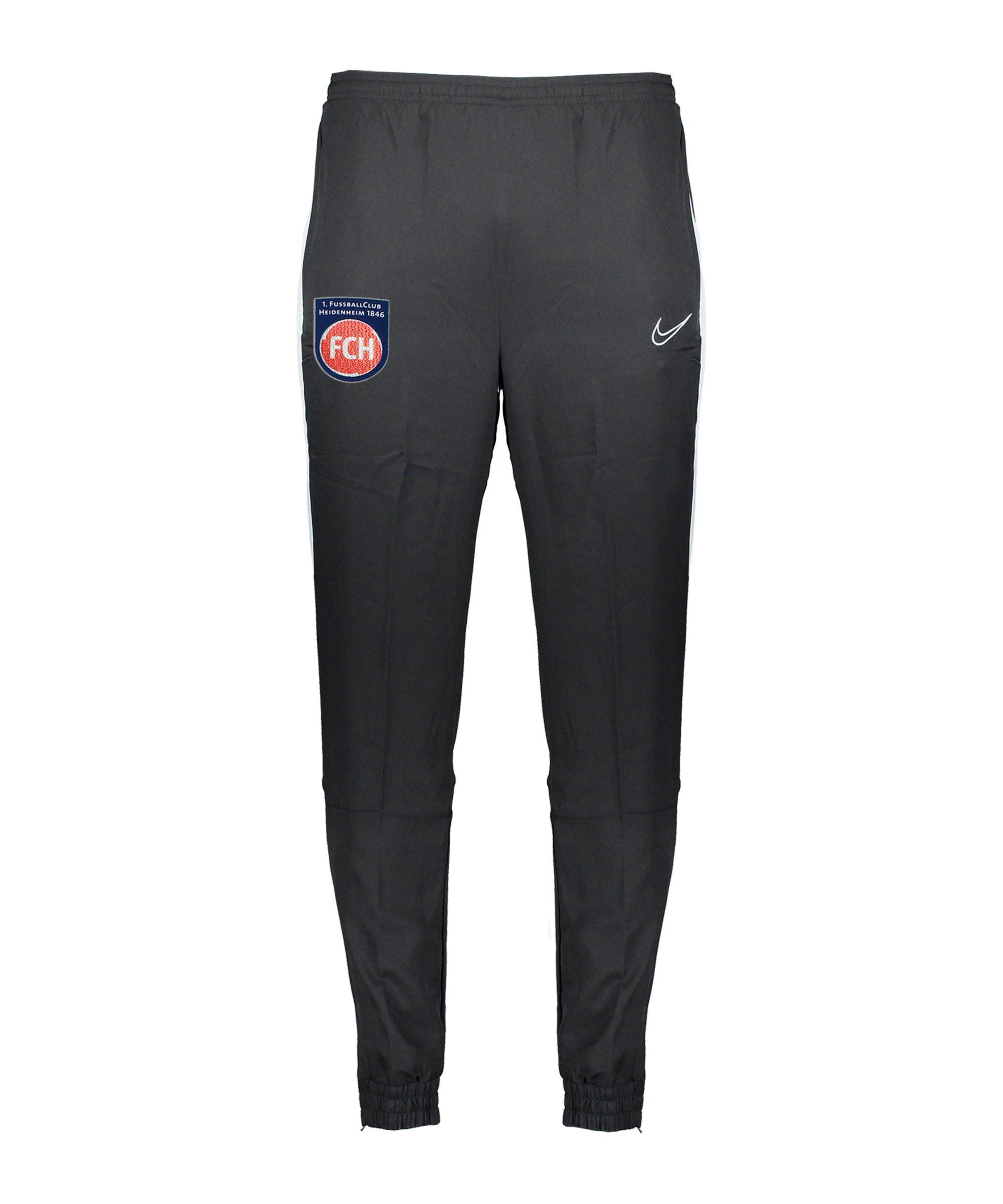 Nike 1. FC Heidenheim Trainingshose Grau F060 - grau