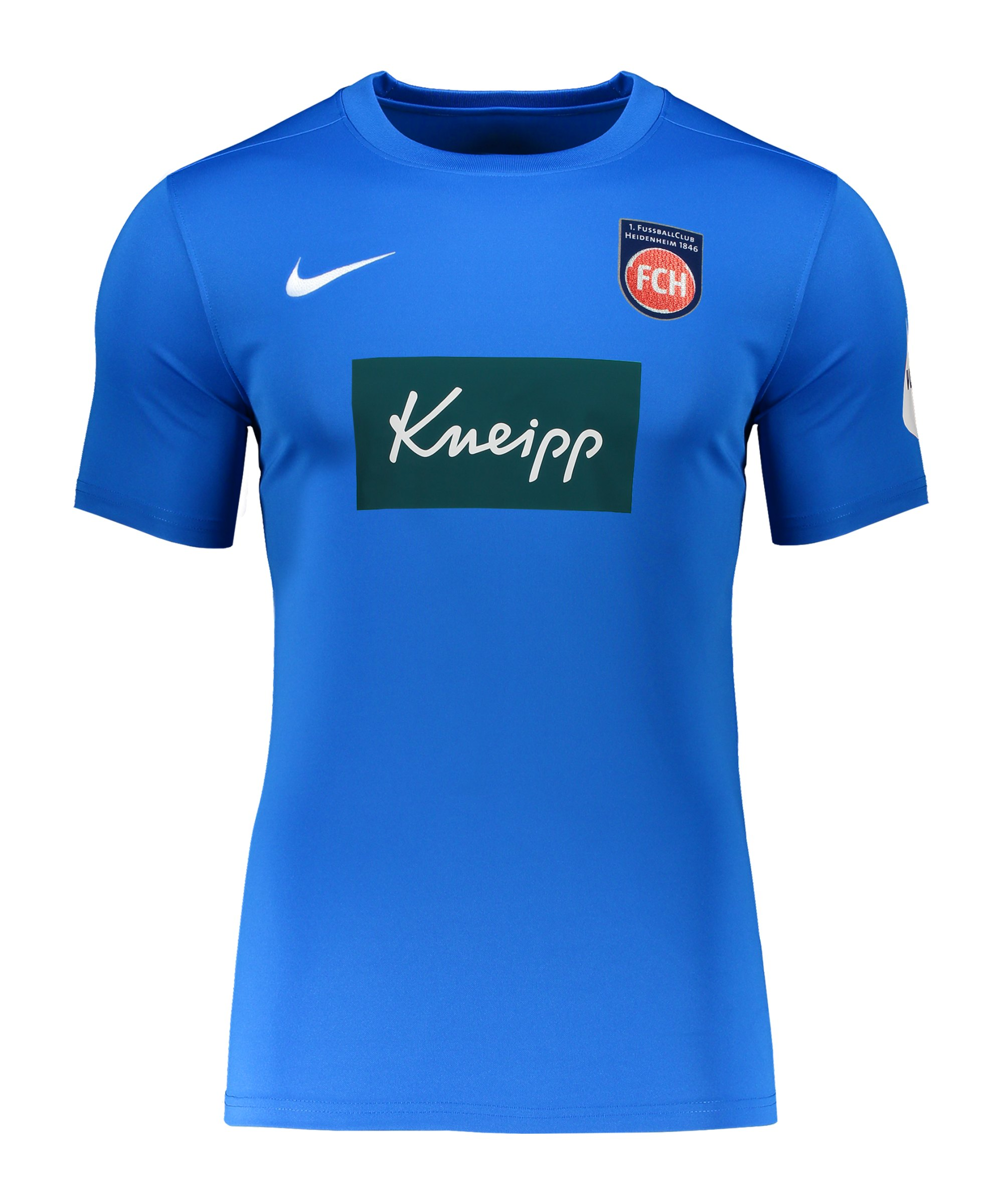 Nike 1. FC Heidenheim Trikot Away 2020/2021 F463 - blau