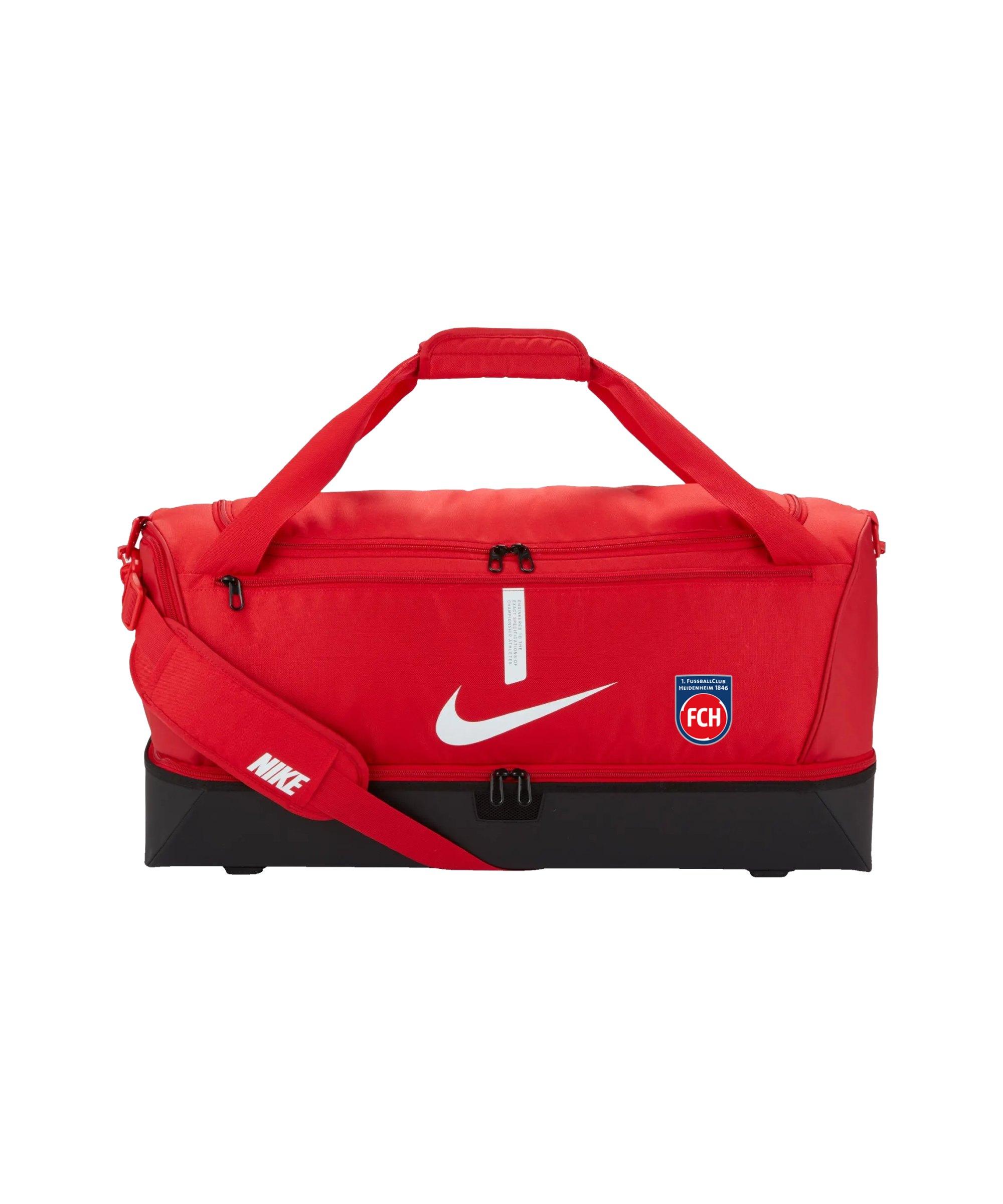 Nike 1. FC Heidenheim Tasche Rot F657 - rot